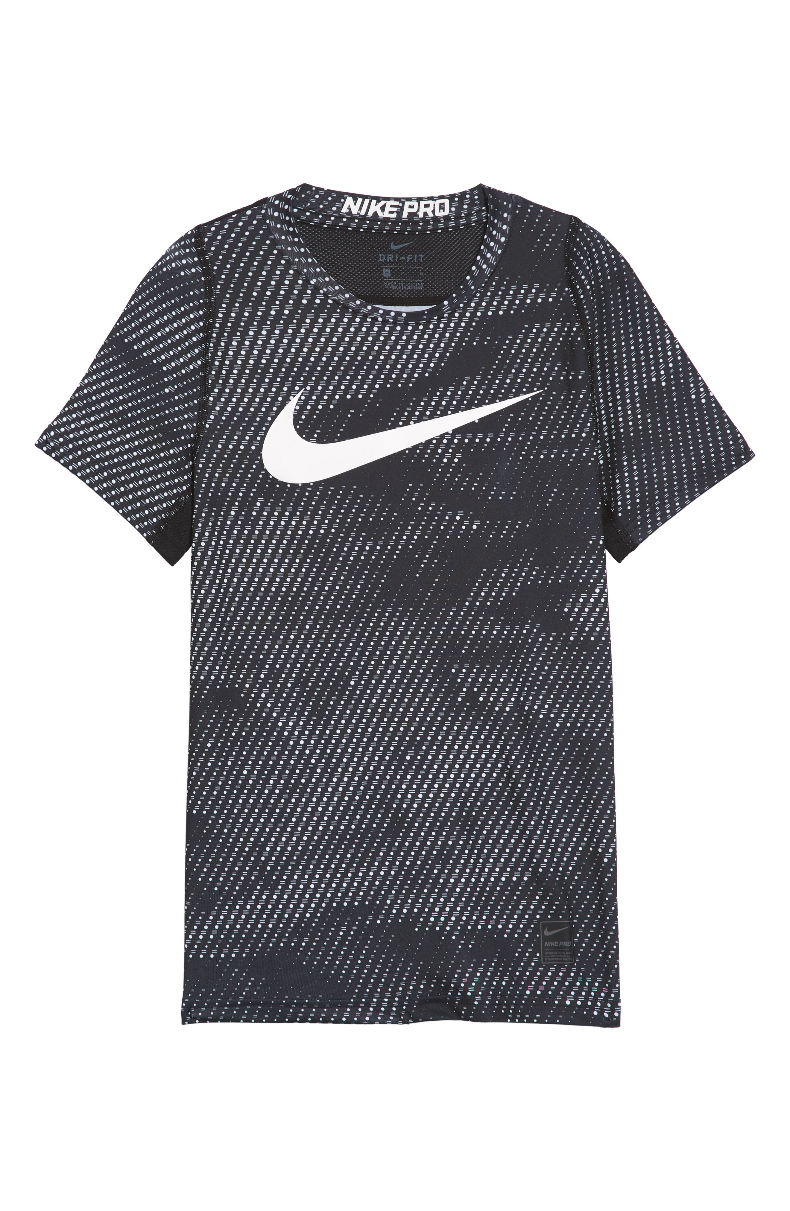 Pro Graphic Shirt,                         Main,                         color, 010