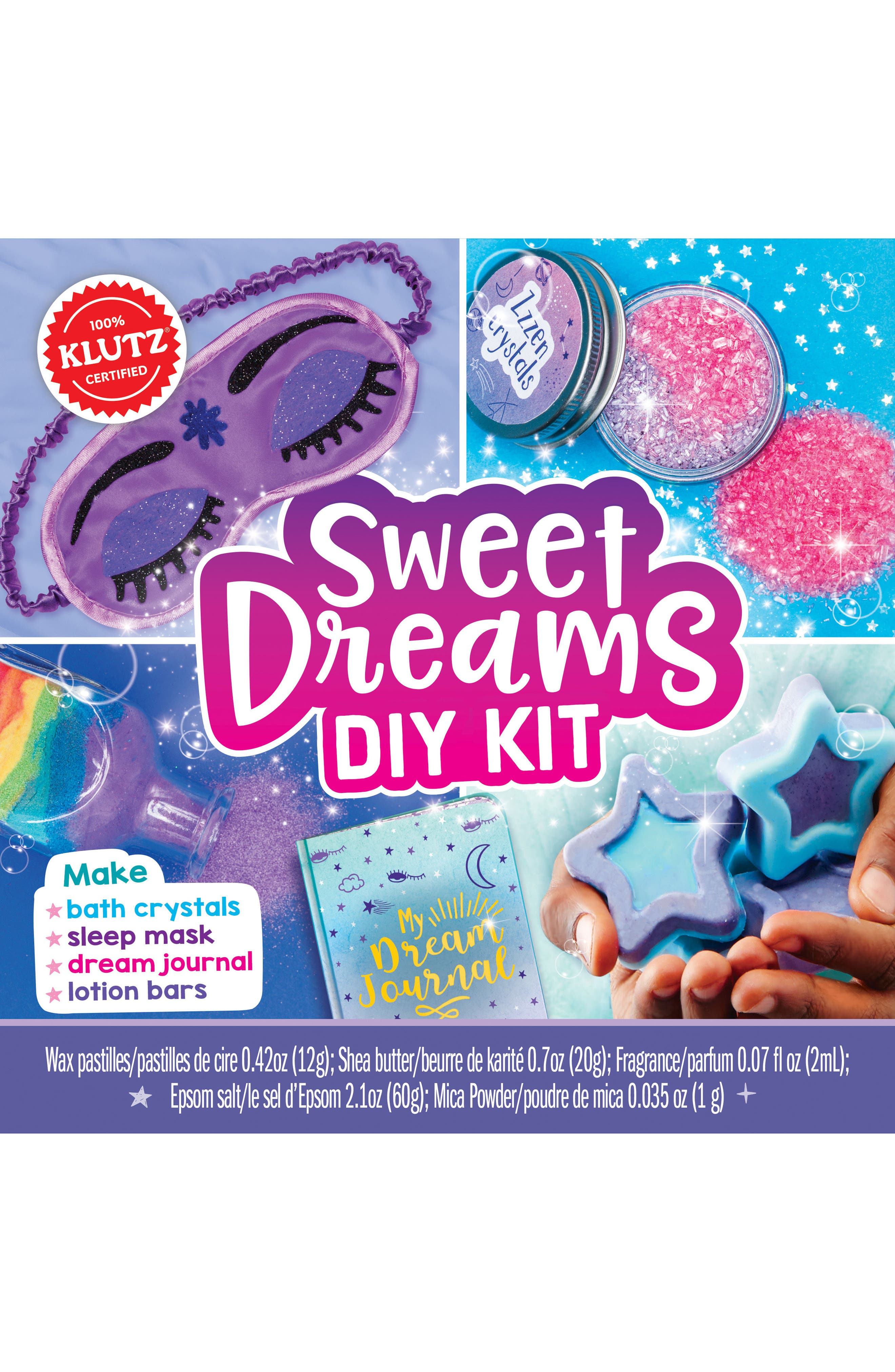 Sweet Dreams DIY Kit,                             Main thumbnail 1, color,                             500