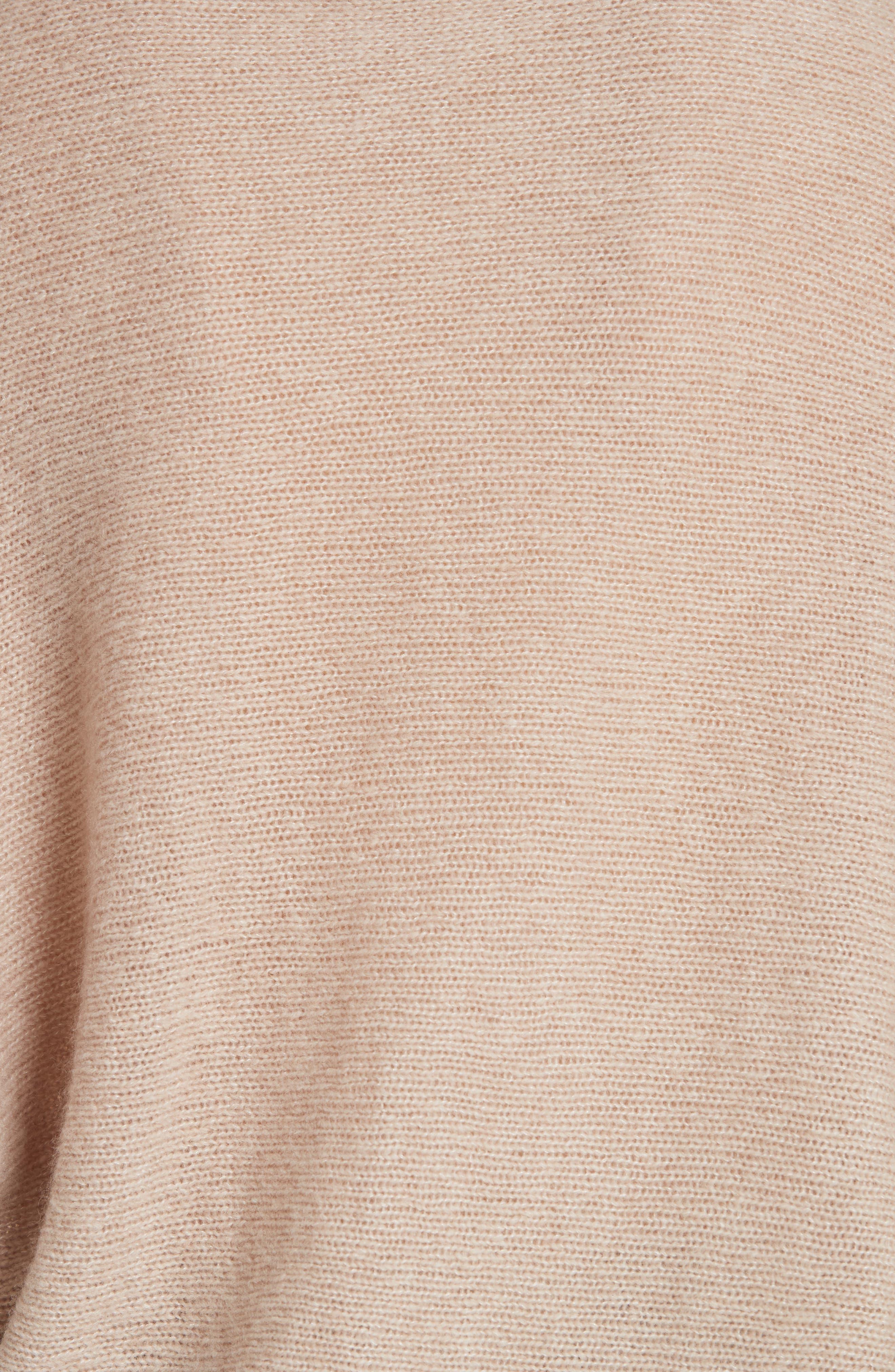 Cashmere Blend Dolman Sweater,                             Alternate thumbnail 5, color,                             250