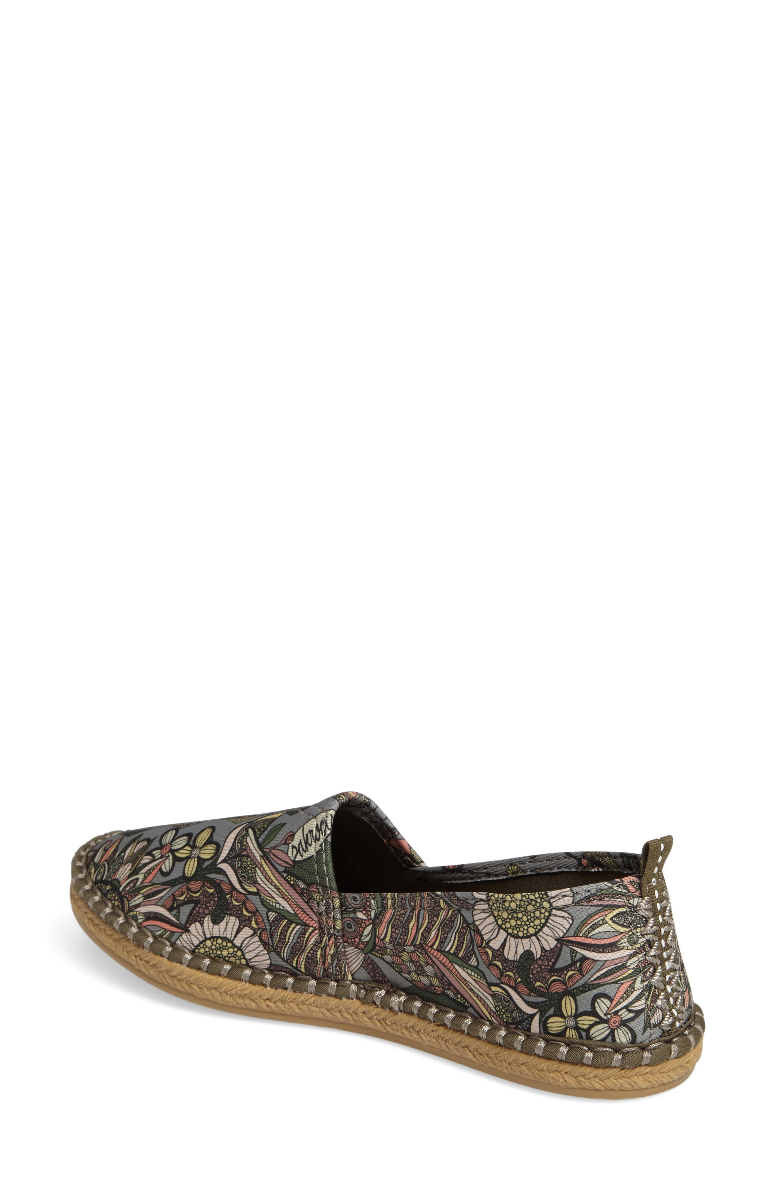 Eton Espadrille Flat,                             Alternate thumbnail 11, color,