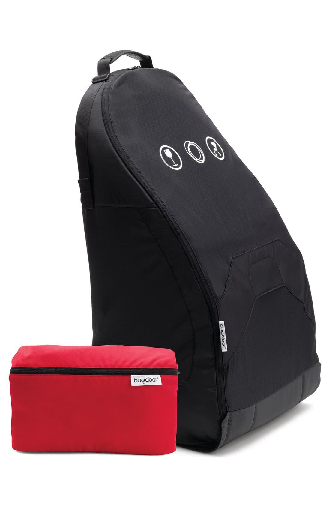 Compact Transport Bag,                             Alternate thumbnail 4, color,                             001
