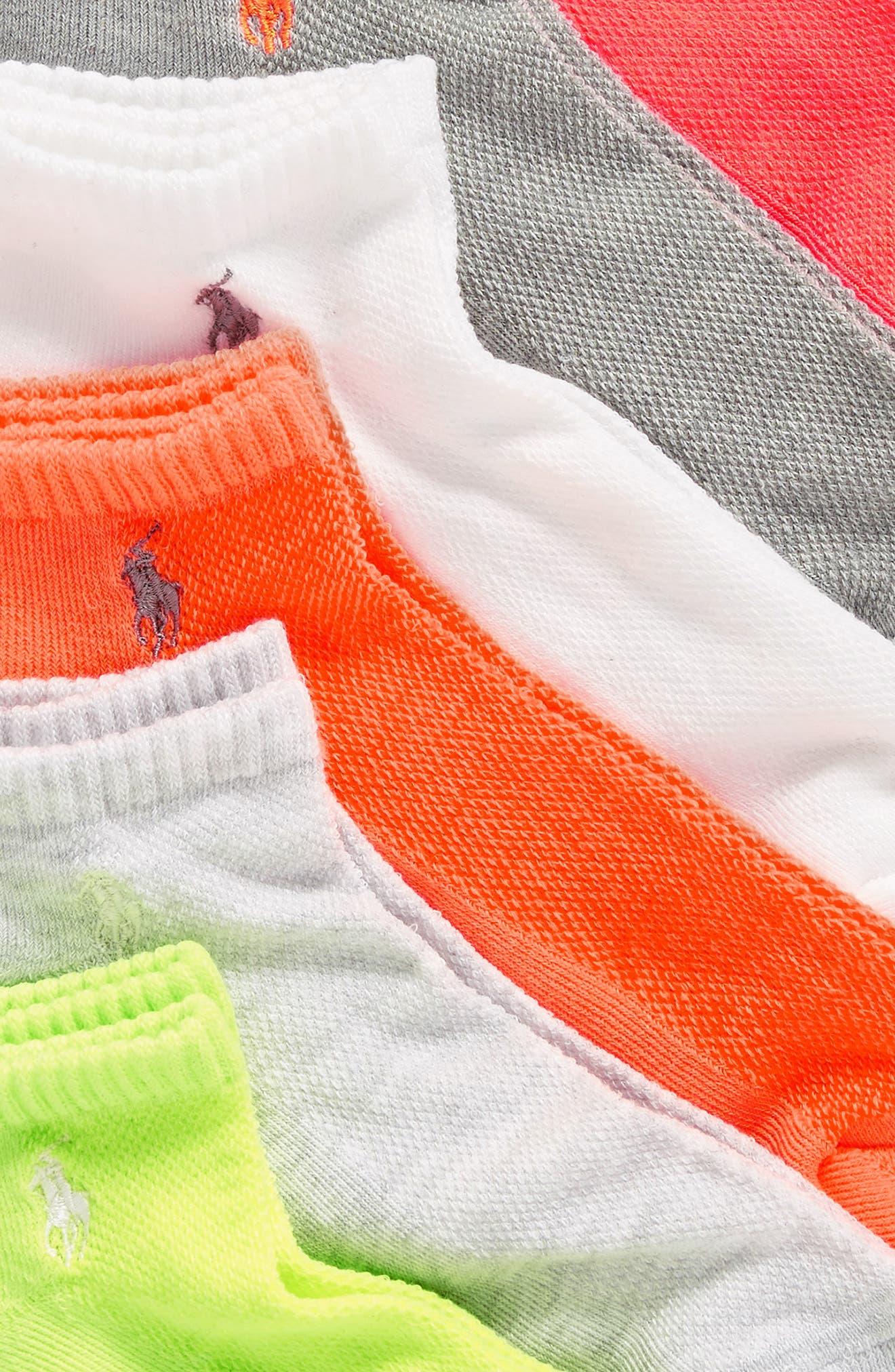 Sport 6-Pack Low-Cut Socks,                             Alternate thumbnail 15, color,