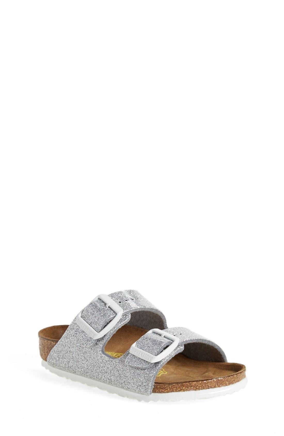 'Arizona Galaxy Birko-Flor' Slide Sandal,                             Main thumbnail 2, color,