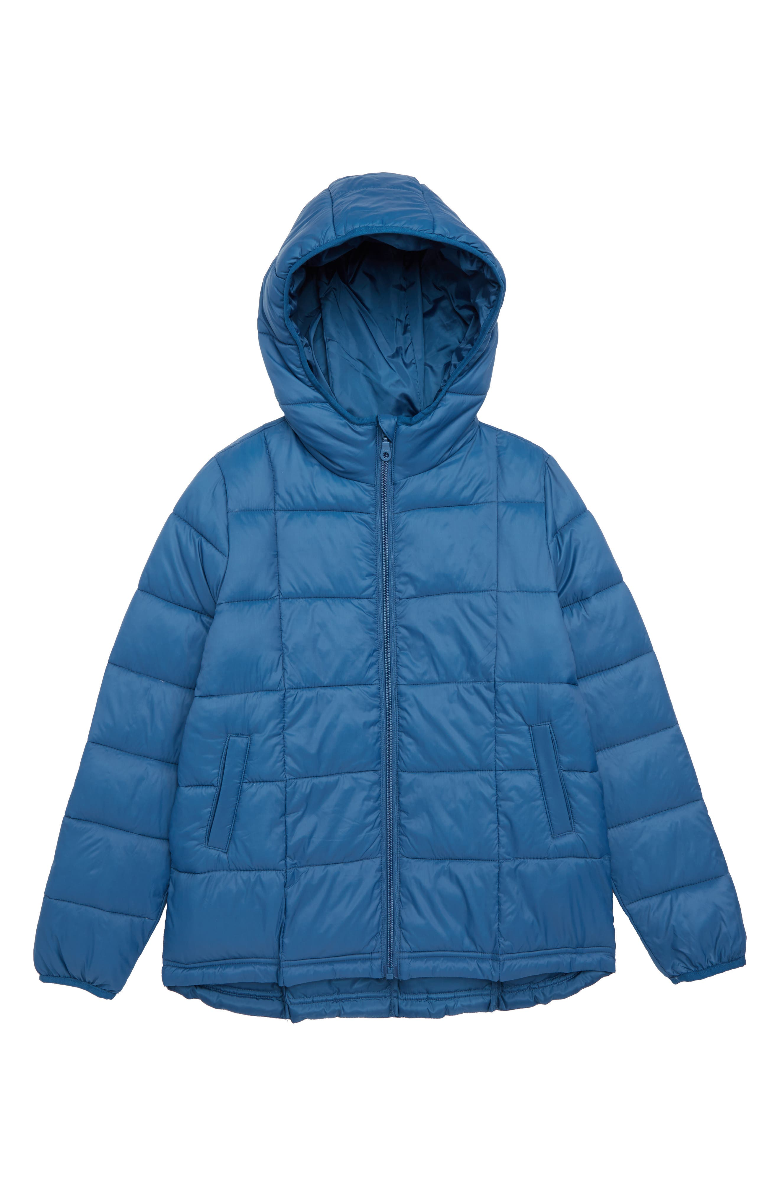 Boys Tucker  Tate Packable Puffer Jacket Size XXL (1820)  Blue