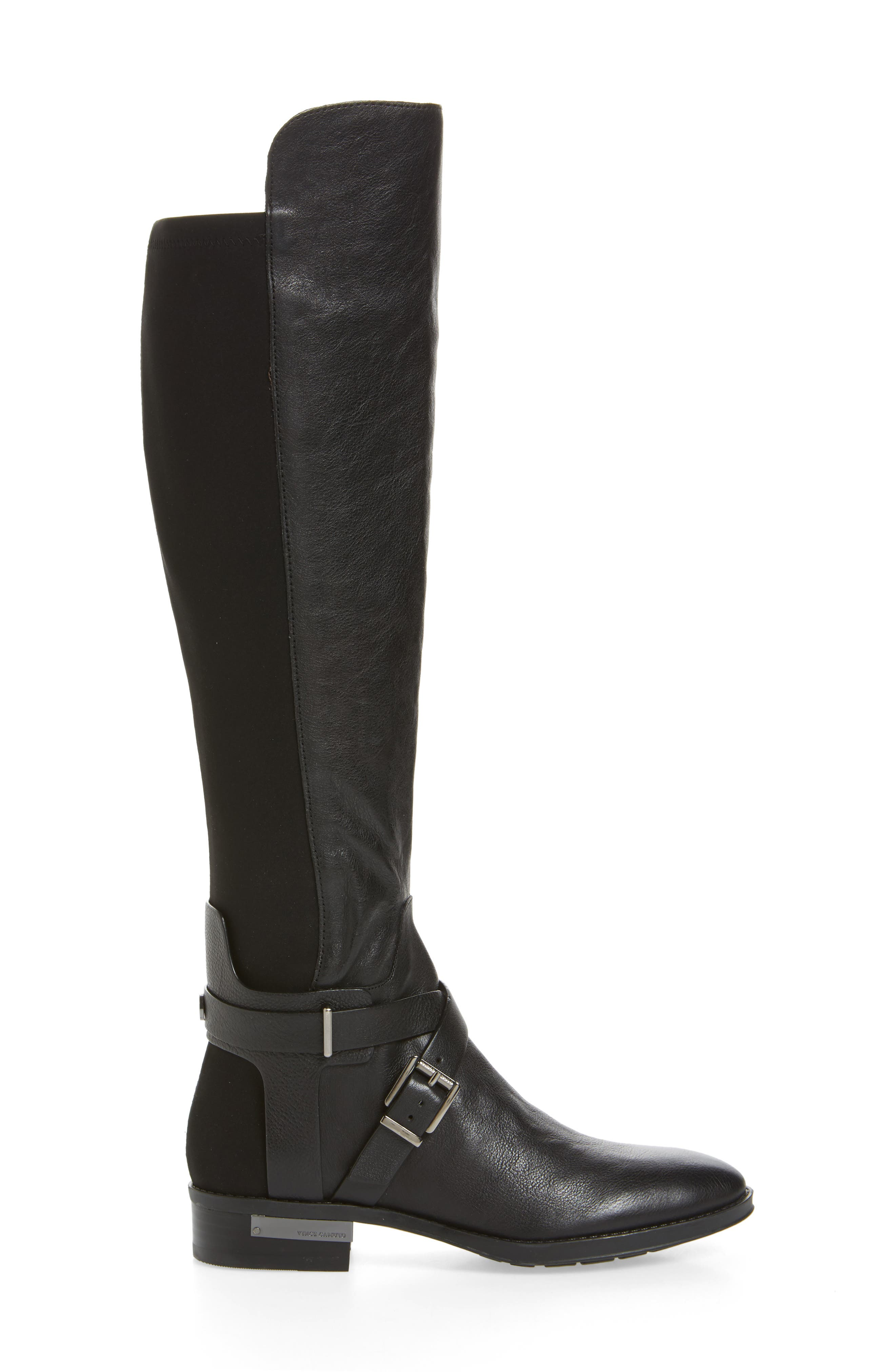 Paton Over the Knee Boot,                             Alternate thumbnail 3, color,                             002