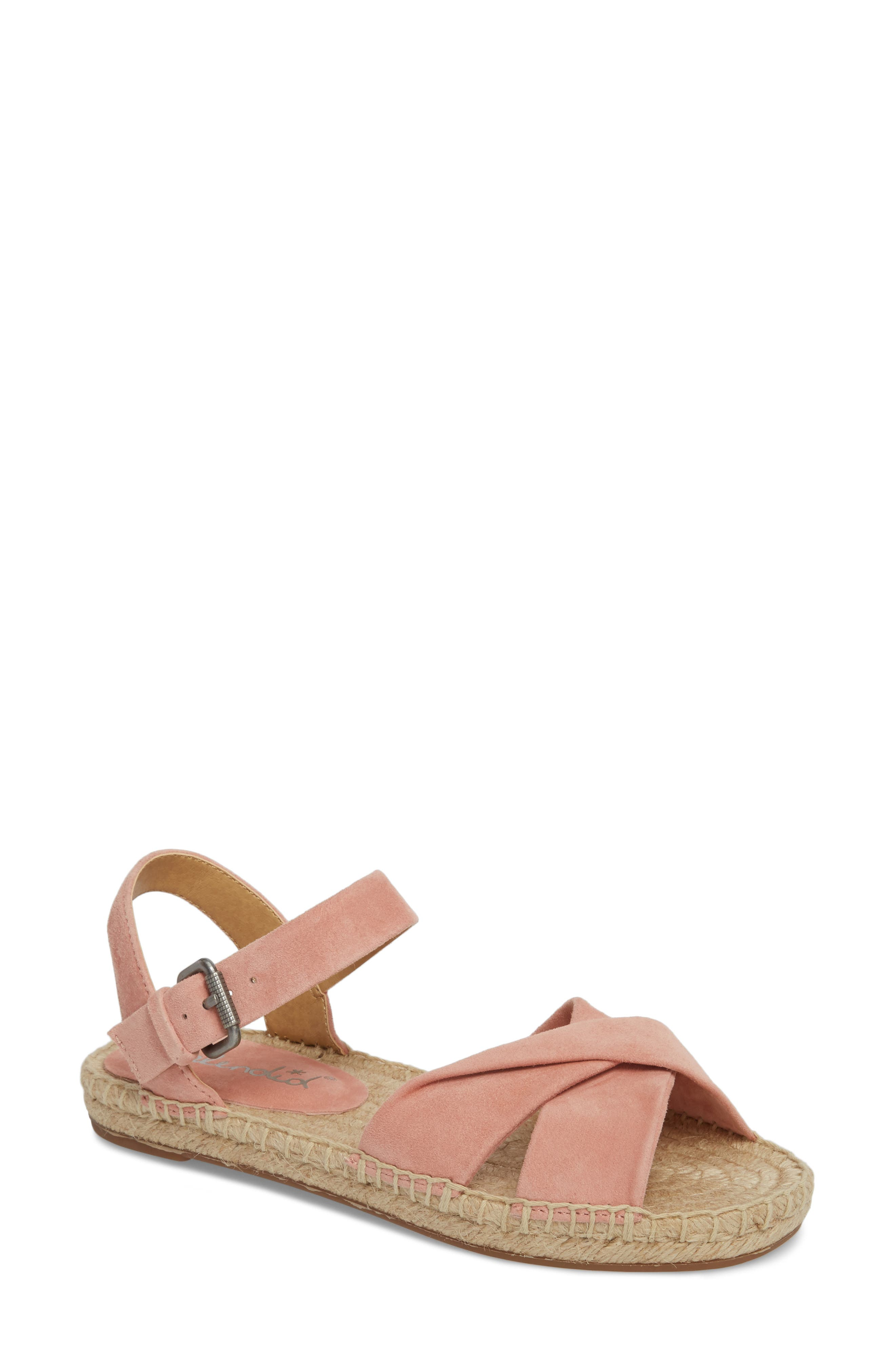 Splendid Fae Espadrille Sandal- Pink