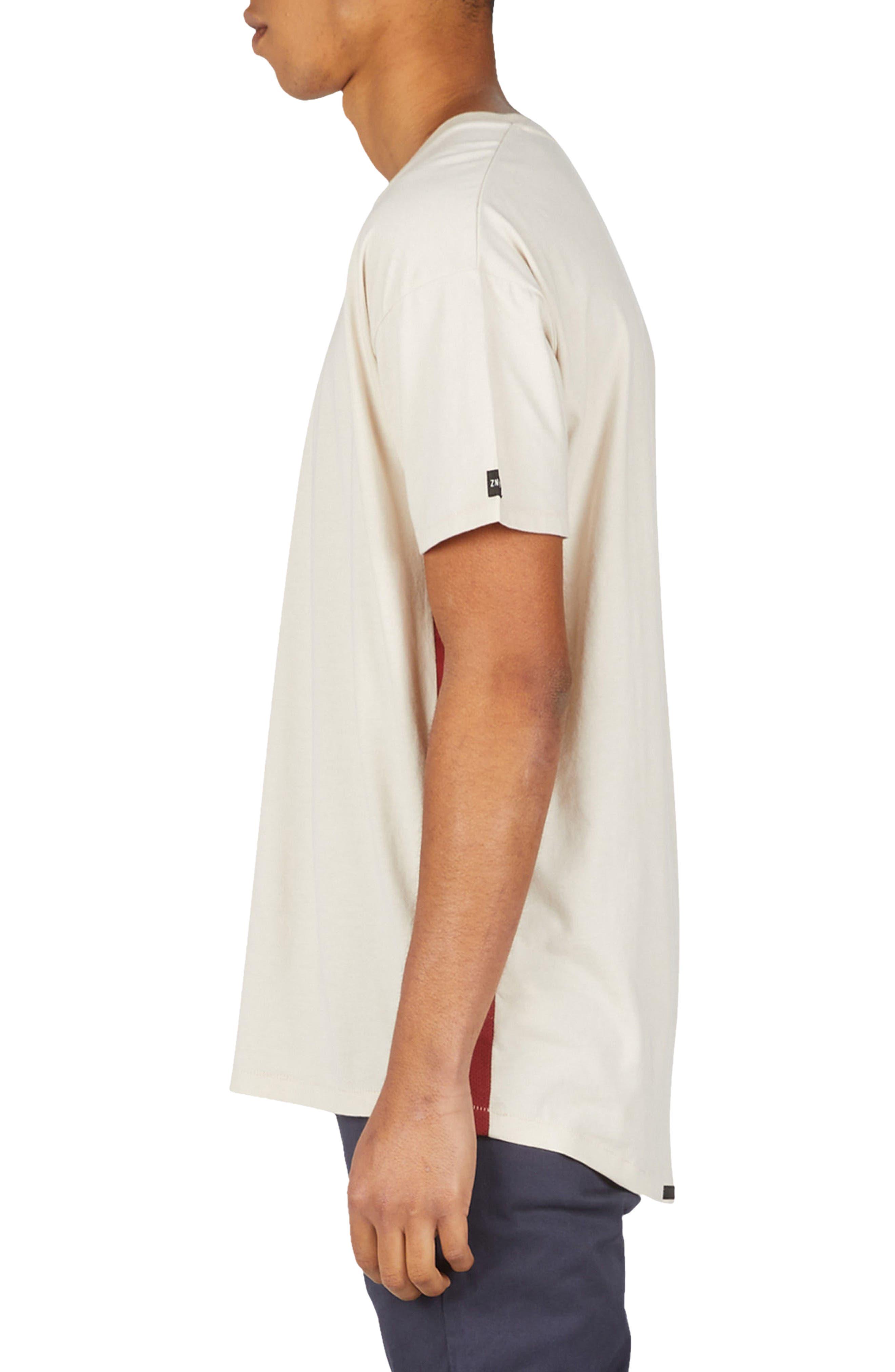 Sideline Rugger T-Shirt,                             Alternate thumbnail 3, color,