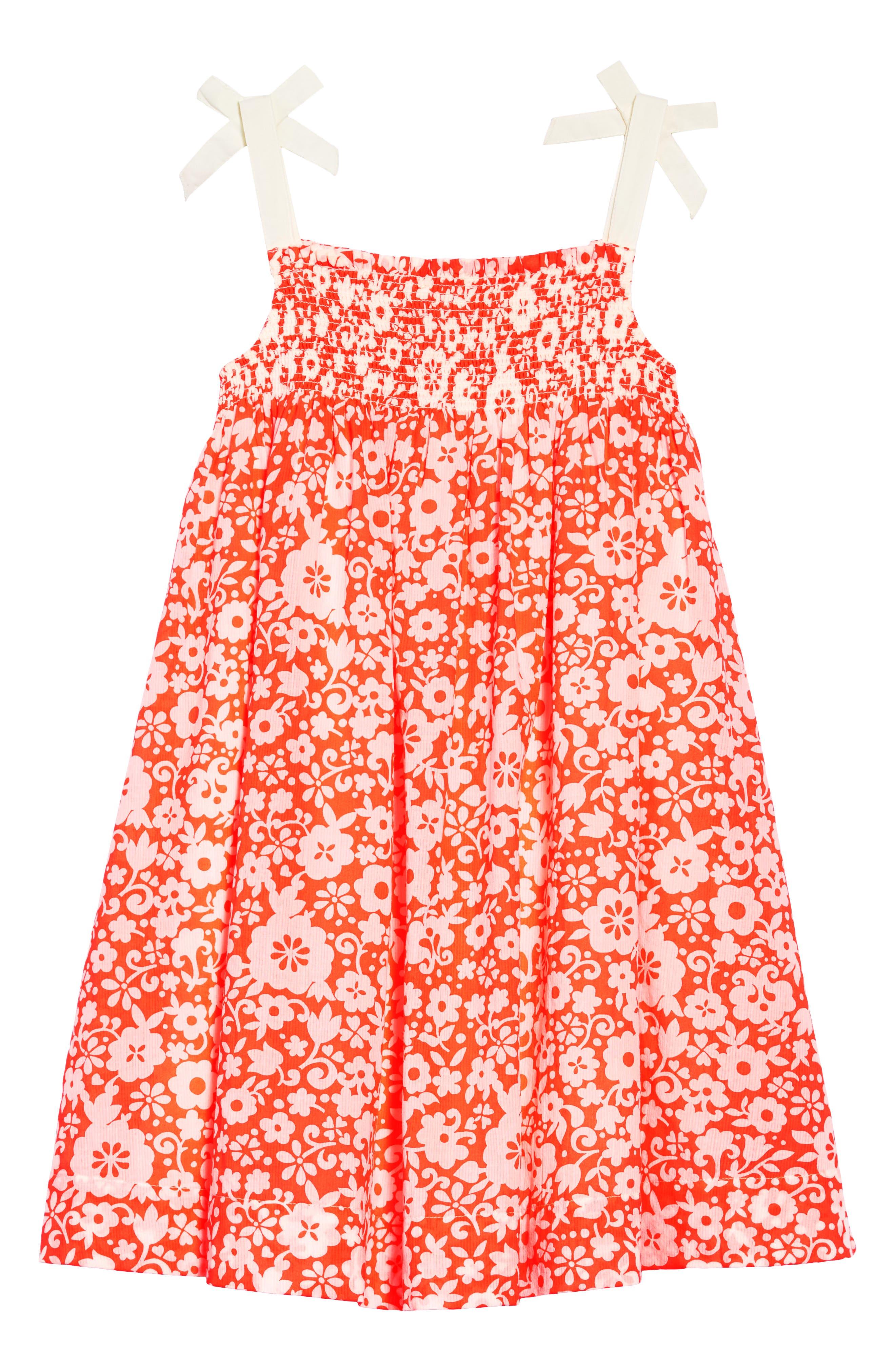 Surf Floral Sundress,                             Alternate thumbnail 2, color,                             600