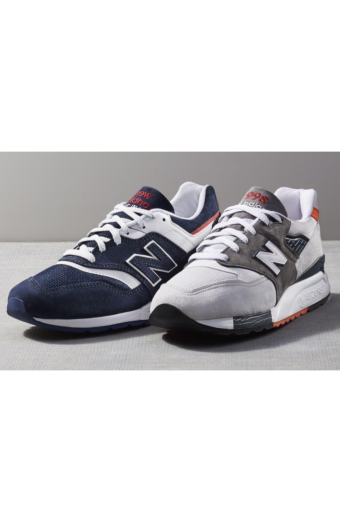 997 Sneaker,                             Alternate thumbnail 7, color,                             001