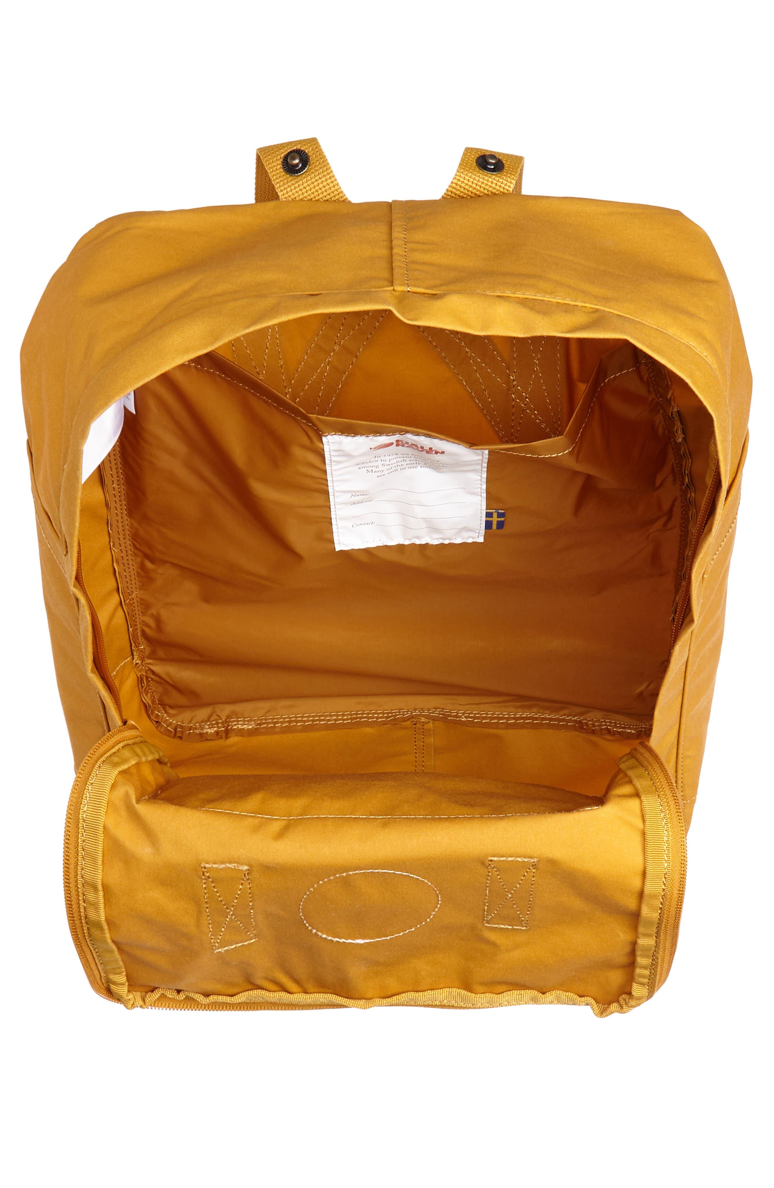 'Kånken' Water Resistant Backpack,                             Alternate thumbnail 219, color,