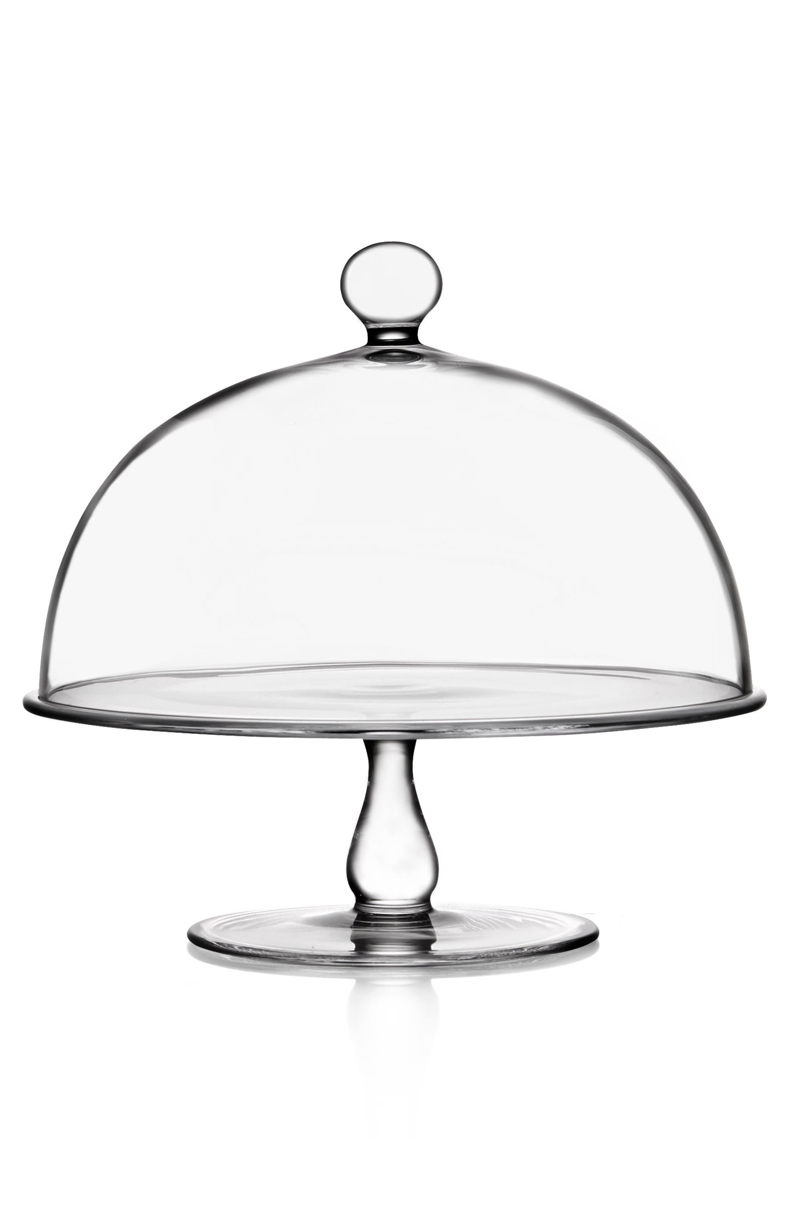 Moderne Large Cake Dome,                             Alternate thumbnail 2, color,                             100