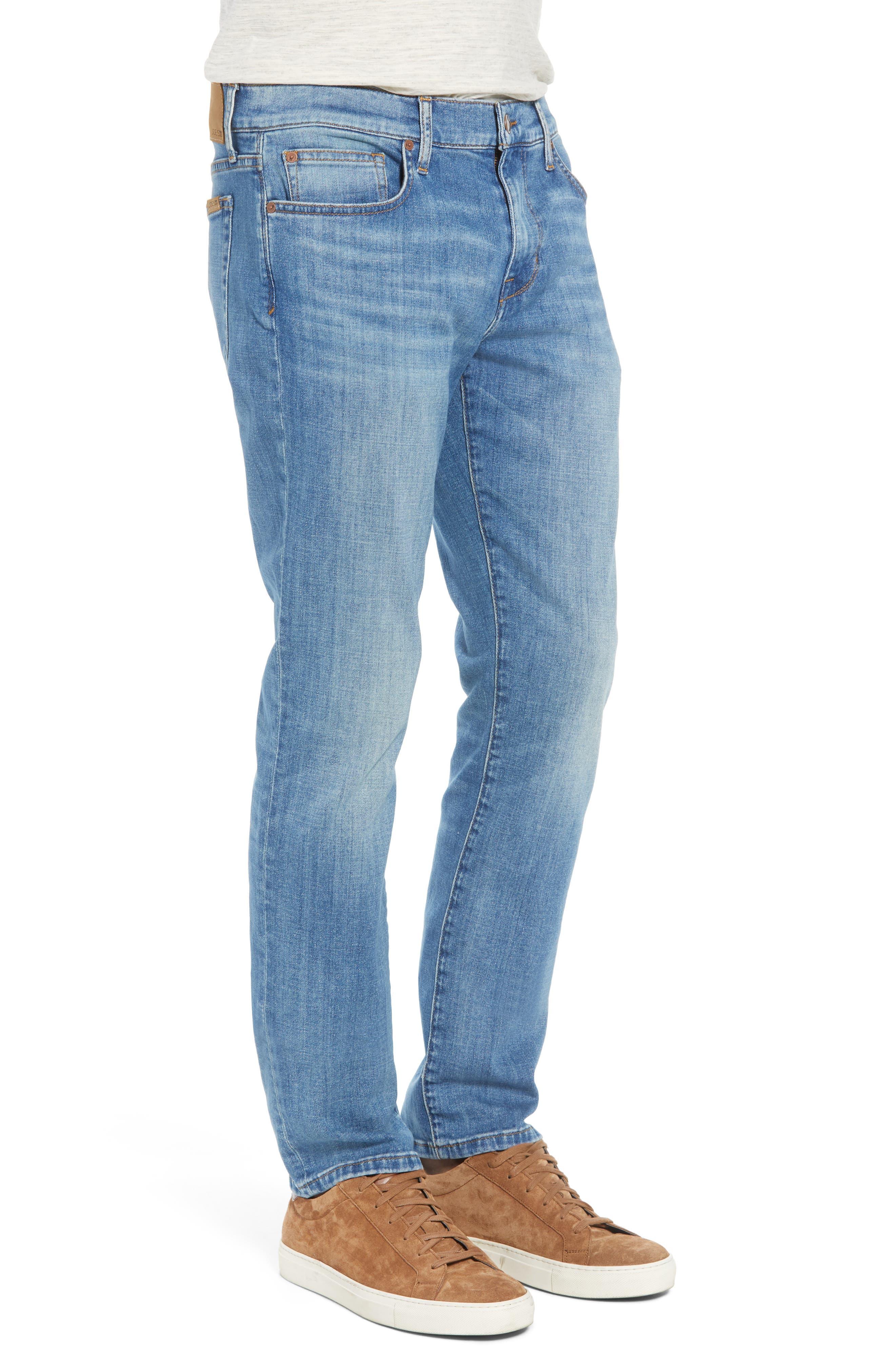 Slim Fit Jeans,                             Alternate thumbnail 3, color,                             DESTIN