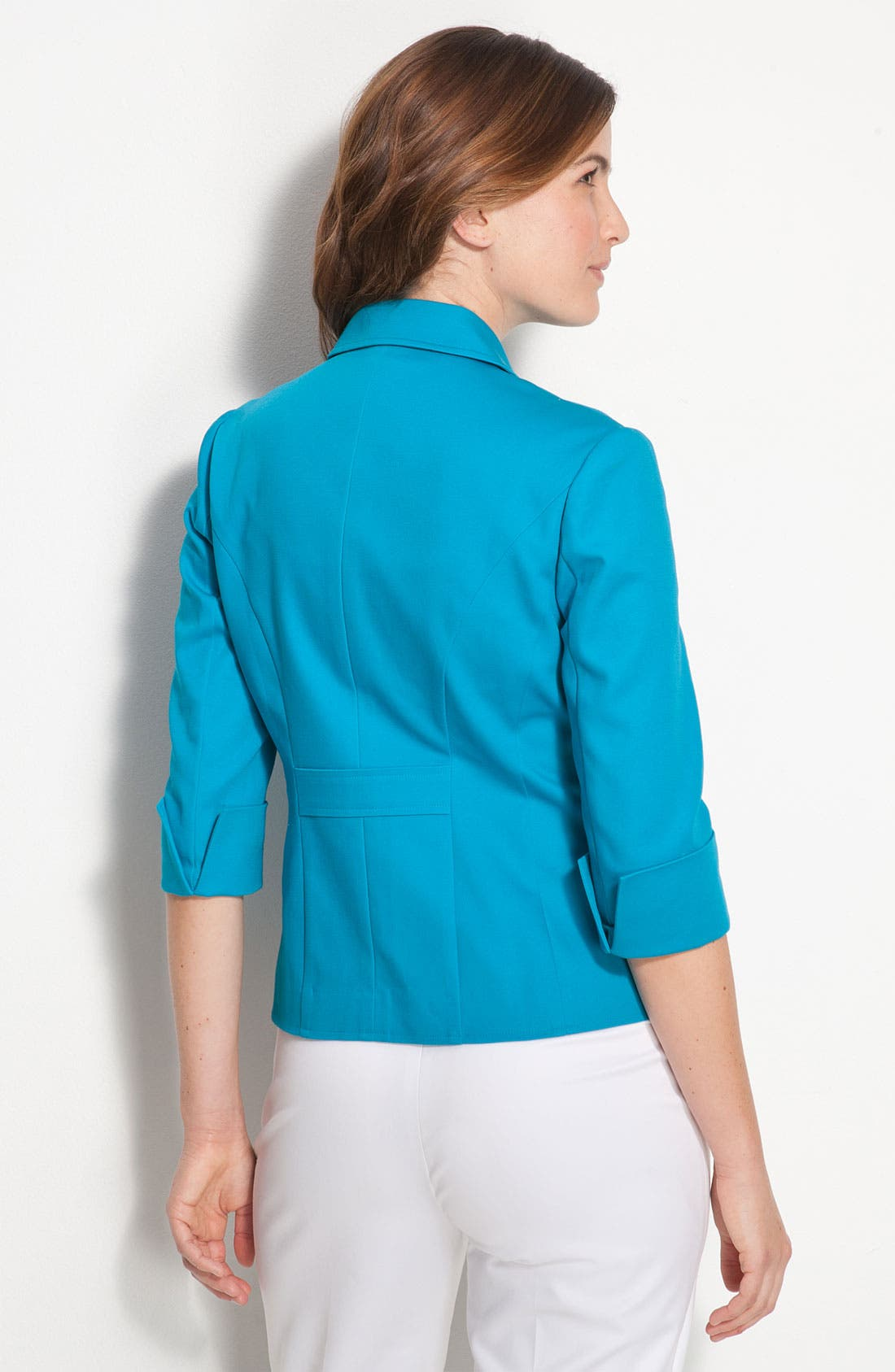 GALLIA MODA,                             Jacket,                             Alternate thumbnail 3, color,                             420