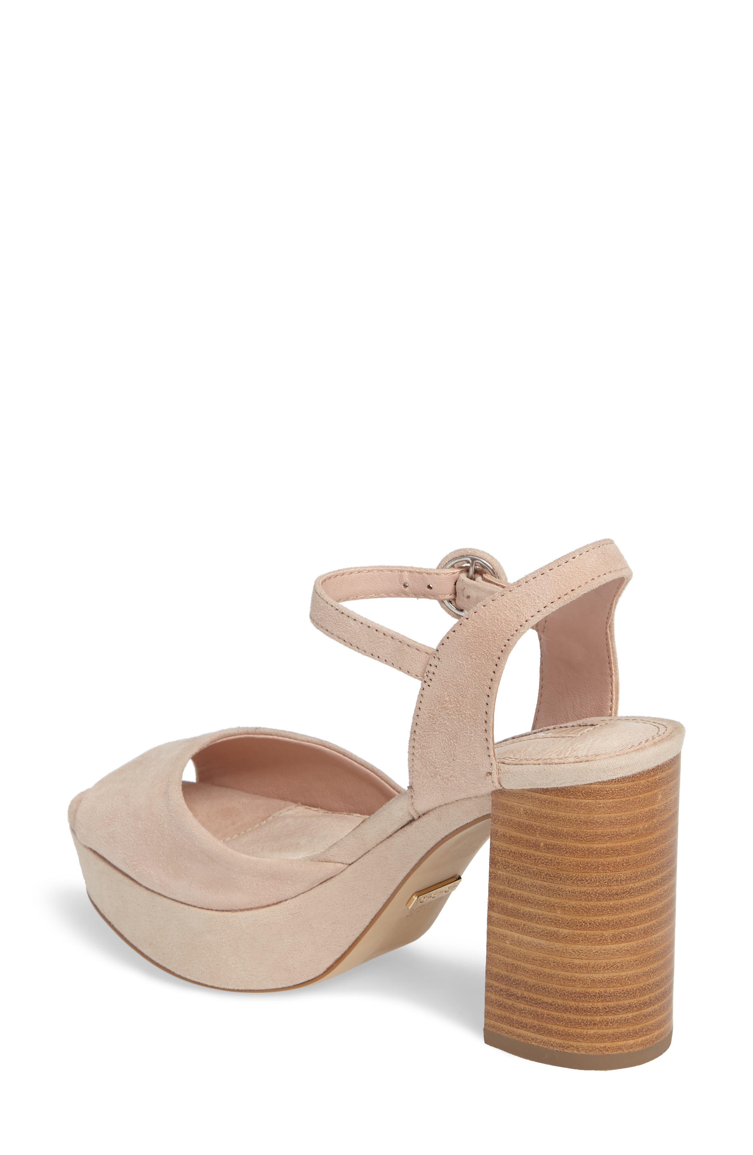 'Lana' Chunky Platform Sandal,                             Alternate thumbnail 2, color,                             250