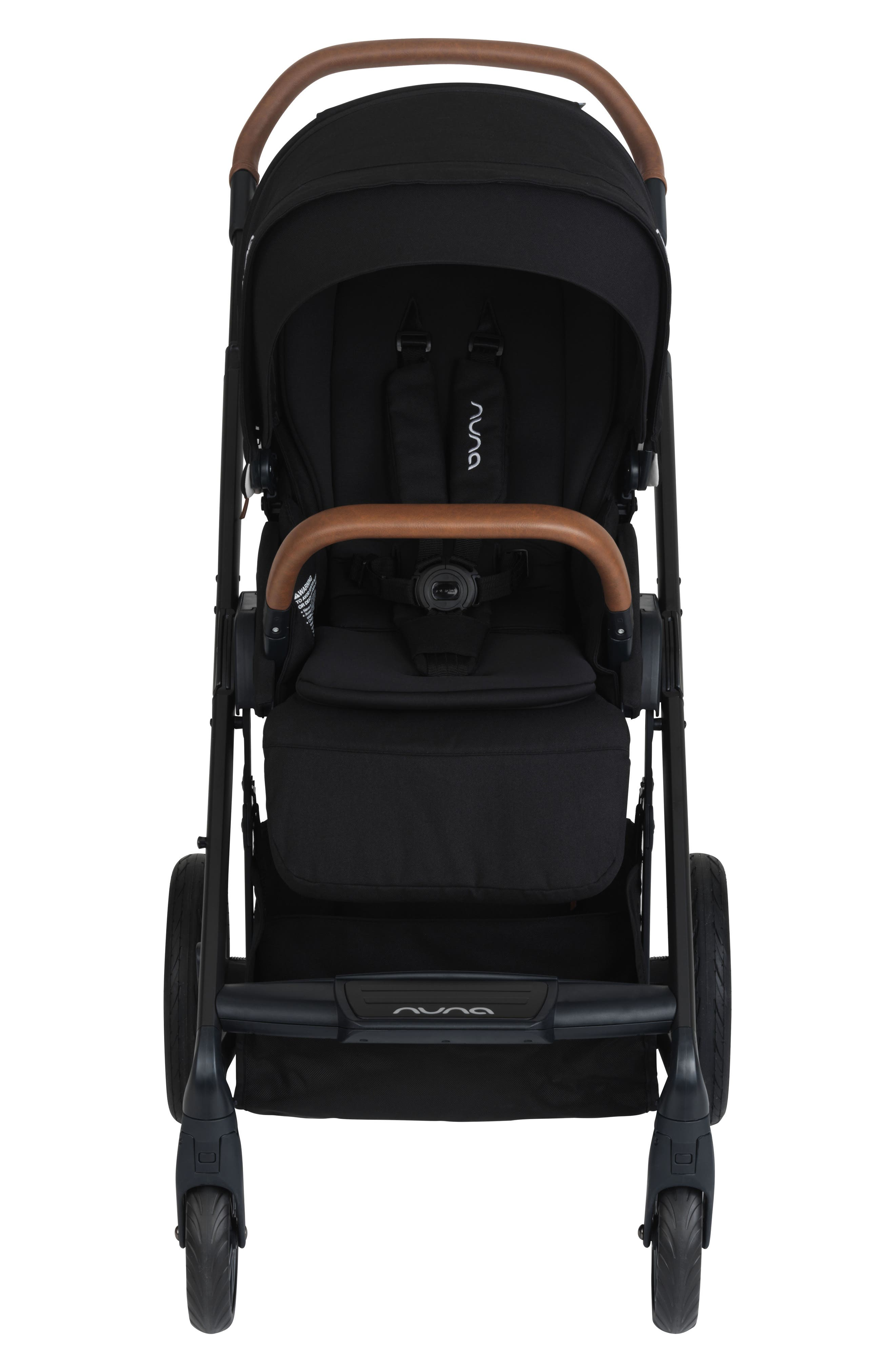 NUNA,                             2019 MIXX<sup>™</sup> Stroller,                             Alternate thumbnail 4, color,                             CAVIAR