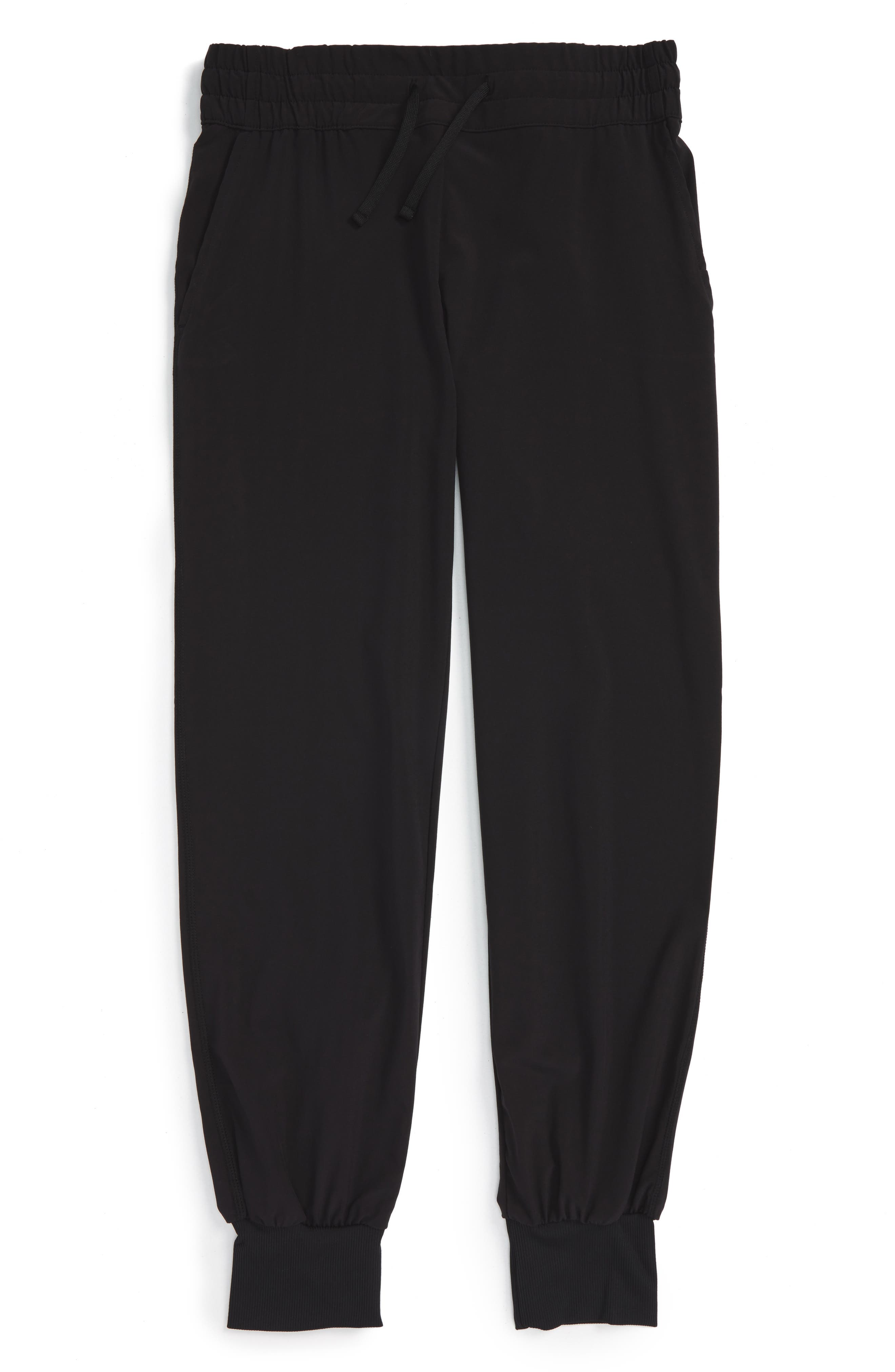 Dance Dance Pants,                             Alternate thumbnail 2, color,                             BLACK