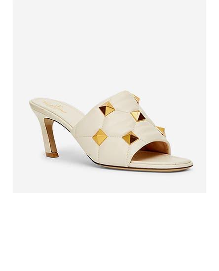 Women's designer shoes.