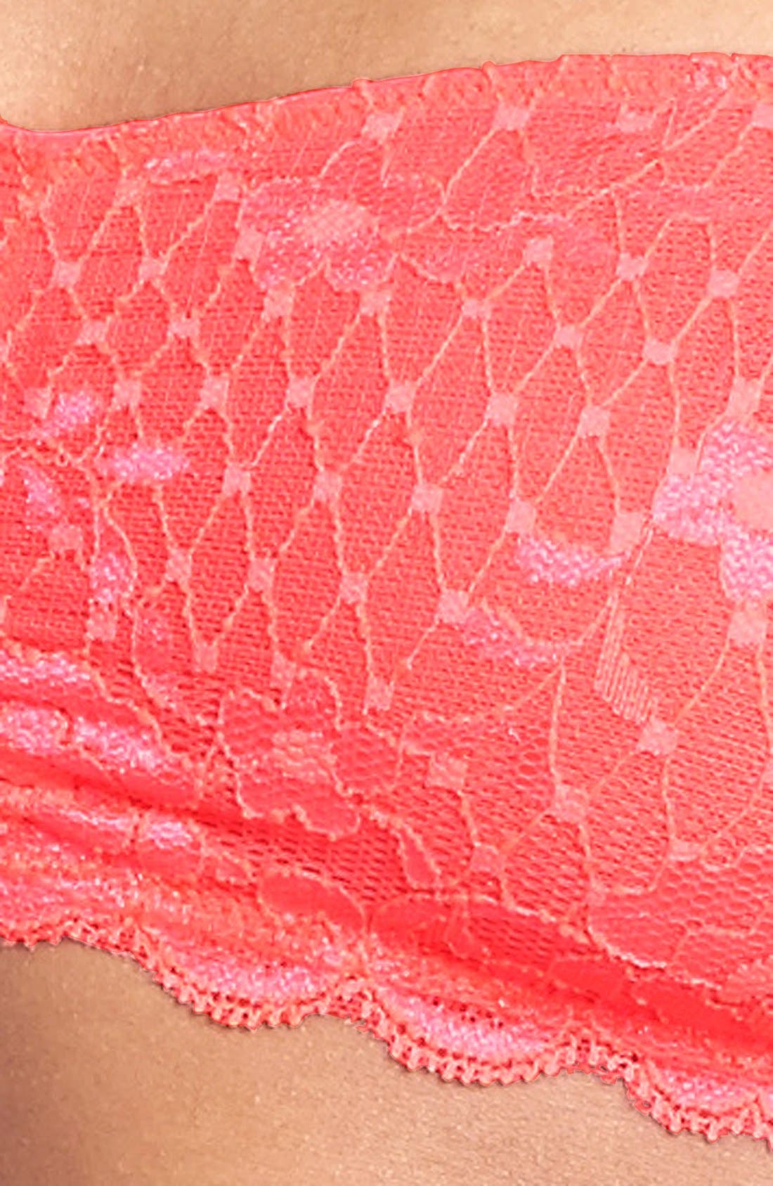 Intimately FP Lace Bandeau,                             Alternate thumbnail 91, color,