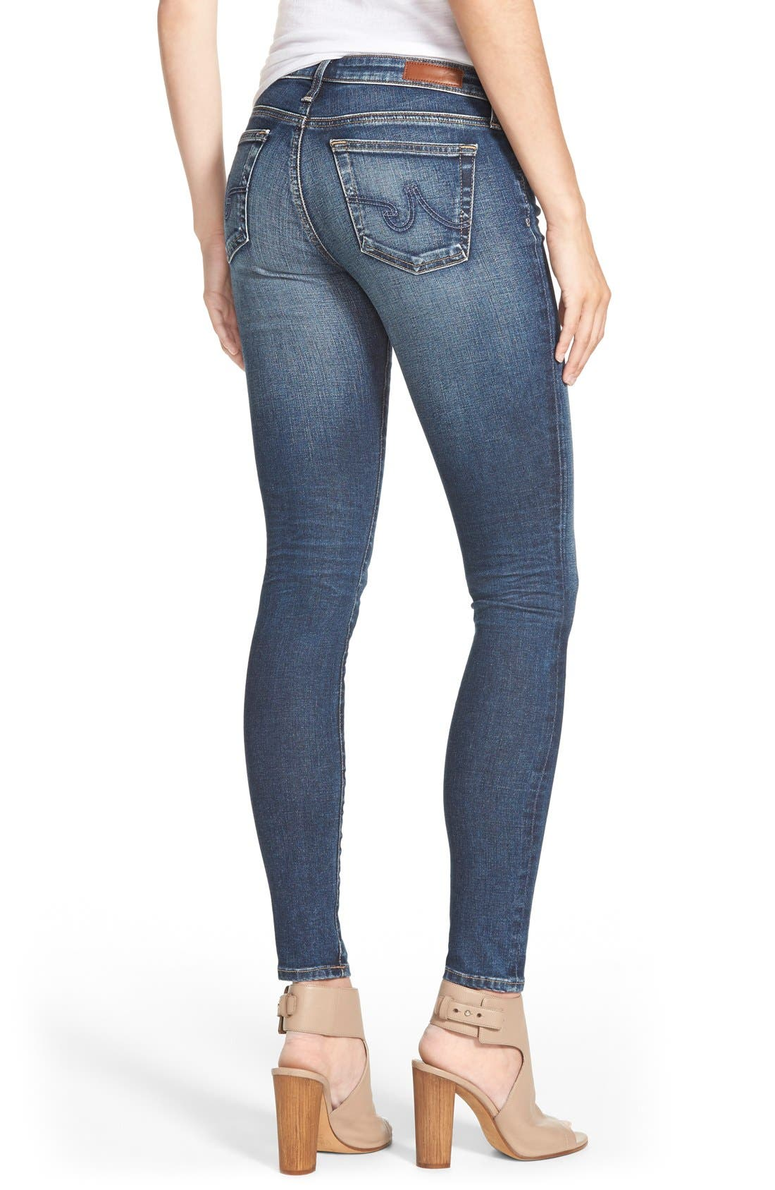 The Legging Ankle Jeans,                             Alternate thumbnail 133, color,