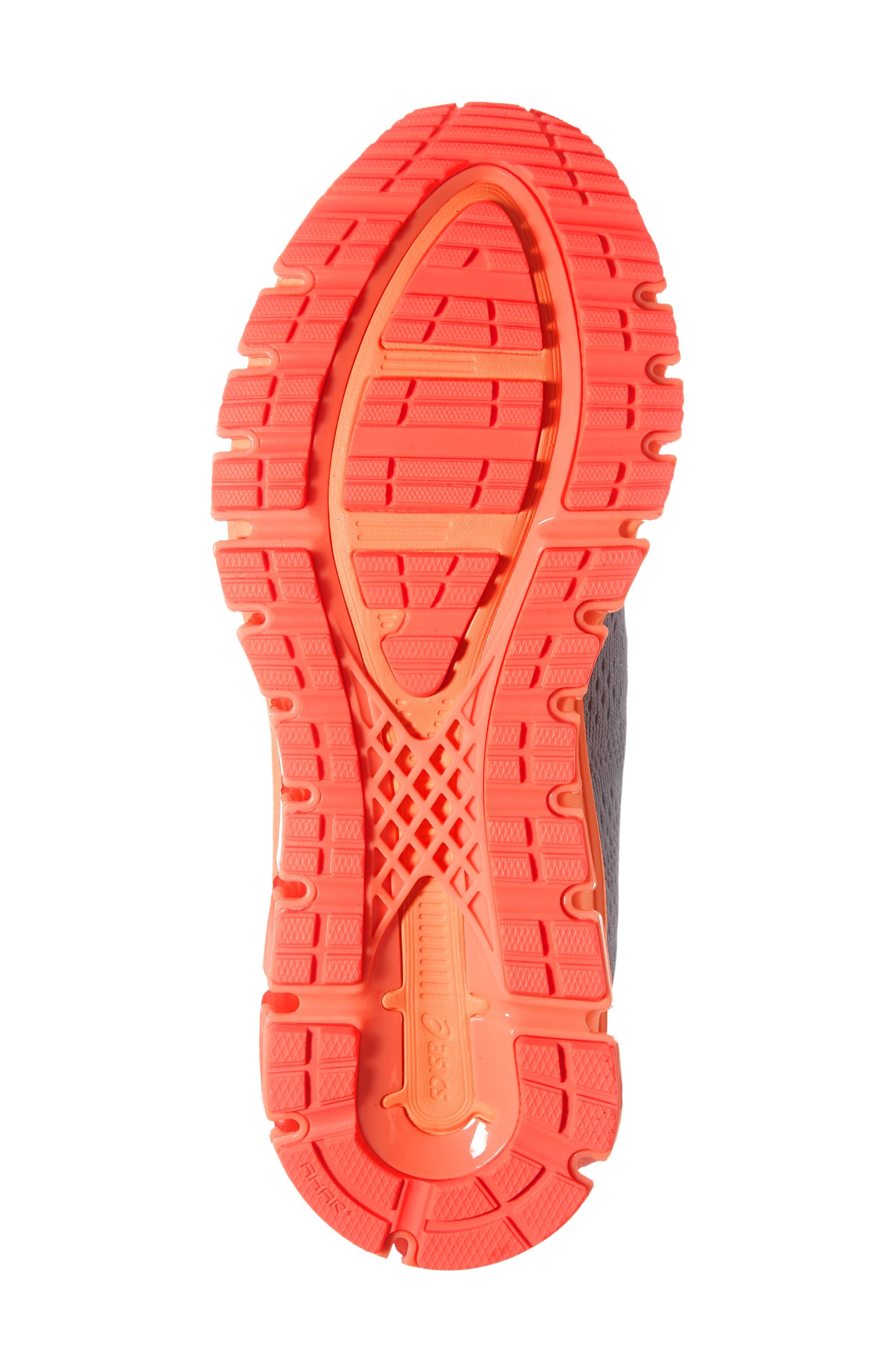 GEL Quantum 180 3 Running Shoe,                             Alternate thumbnail 6, color,                             020