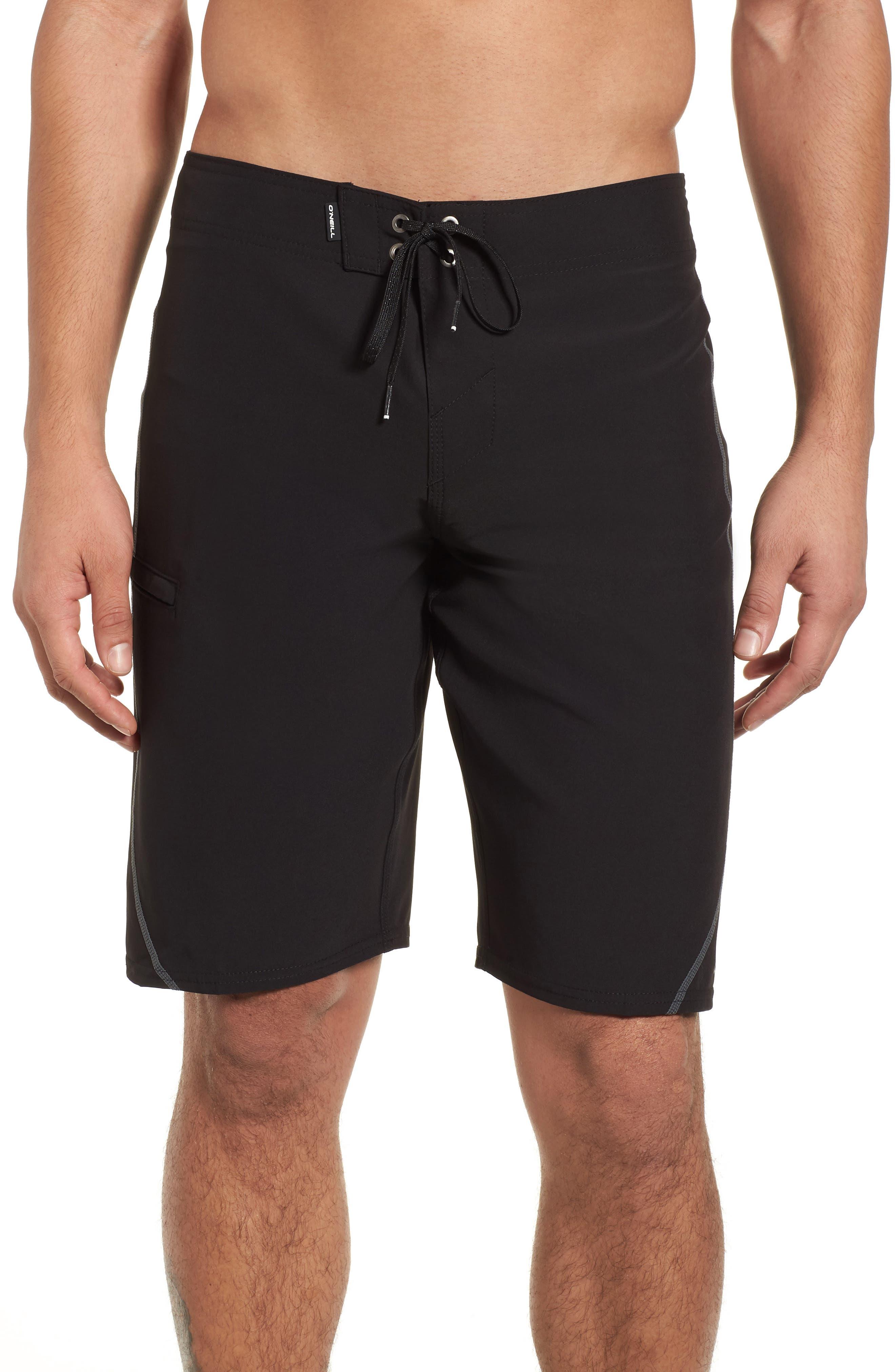 Hyperfreak S-Seam Board Shorts,                         Main,                         color, 001