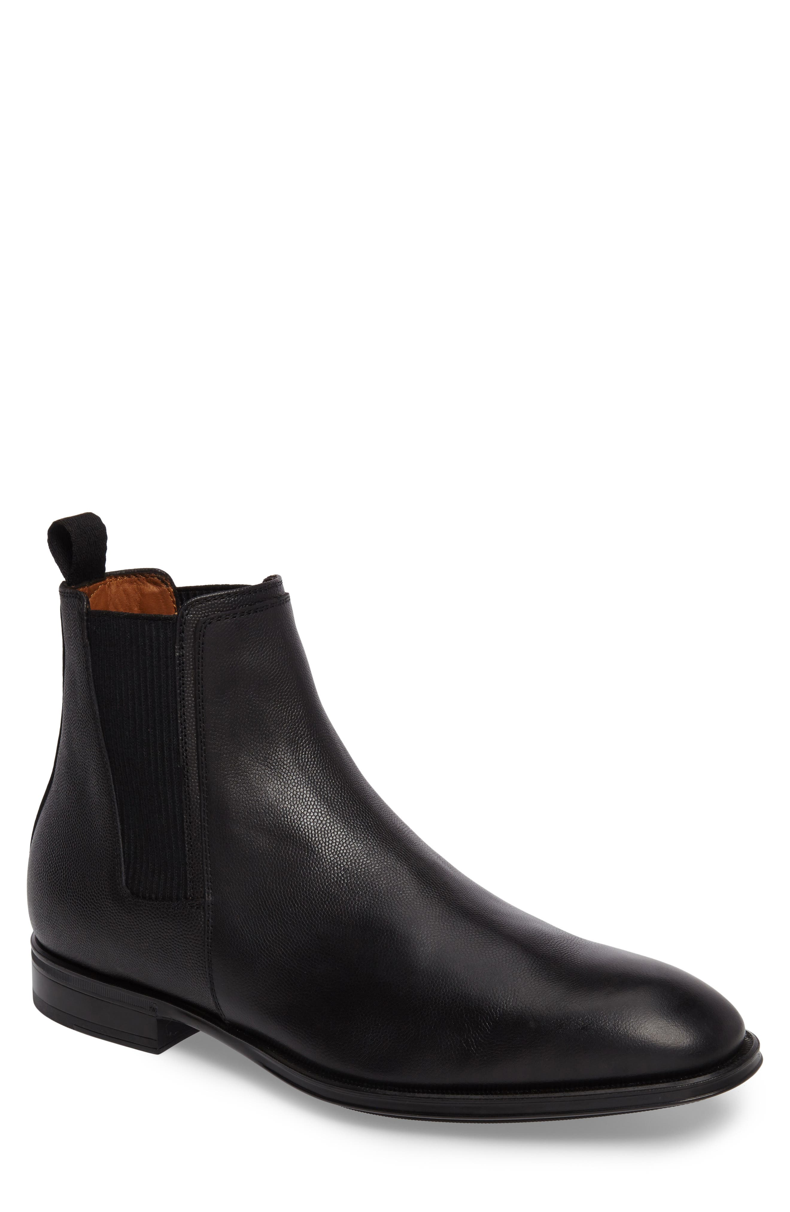 Damon Chelsea Boot,                         Main,                         color, 001