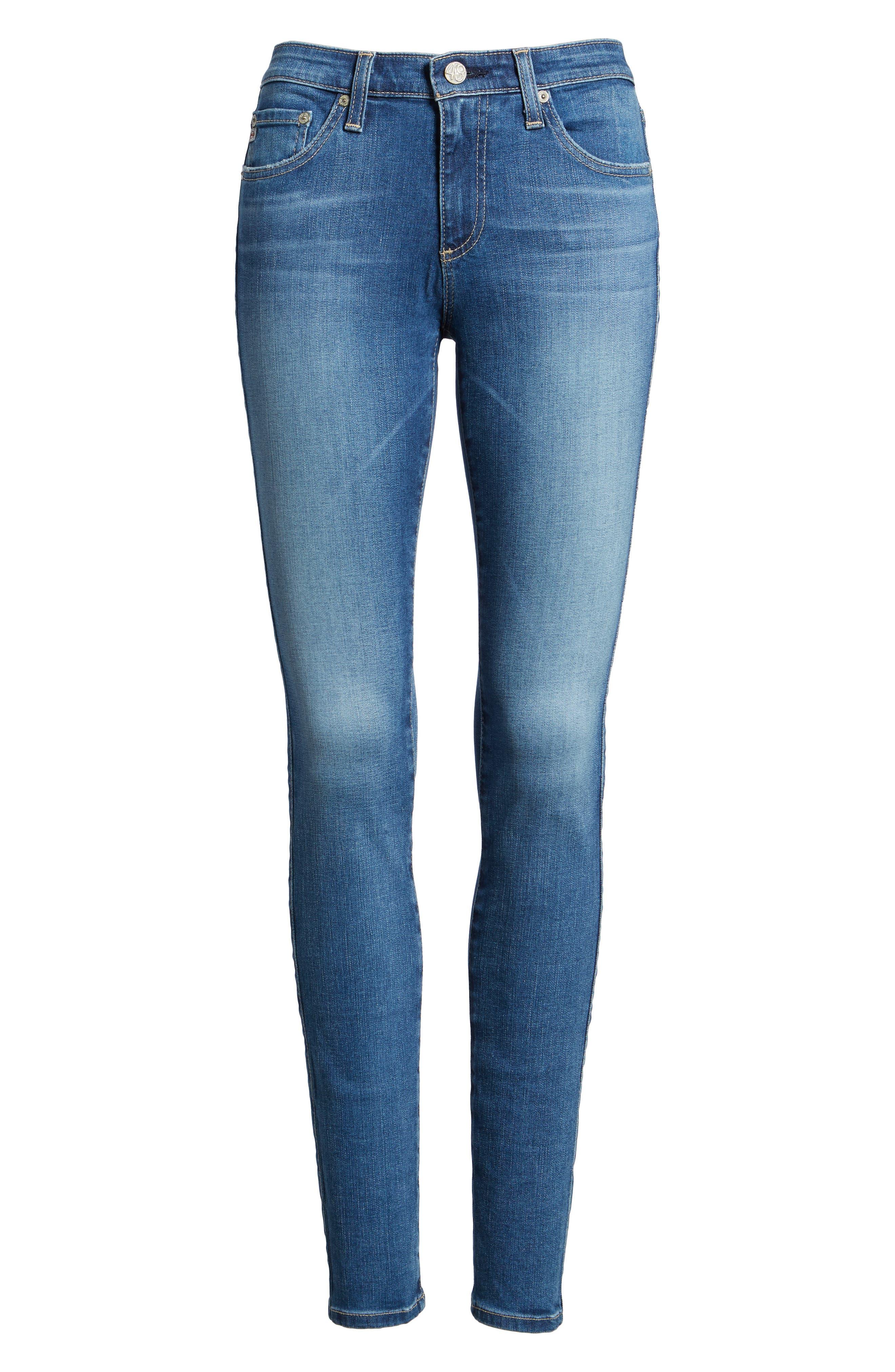 'The Legging' Super Skinny Jeans,                             Alternate thumbnail 58, color,