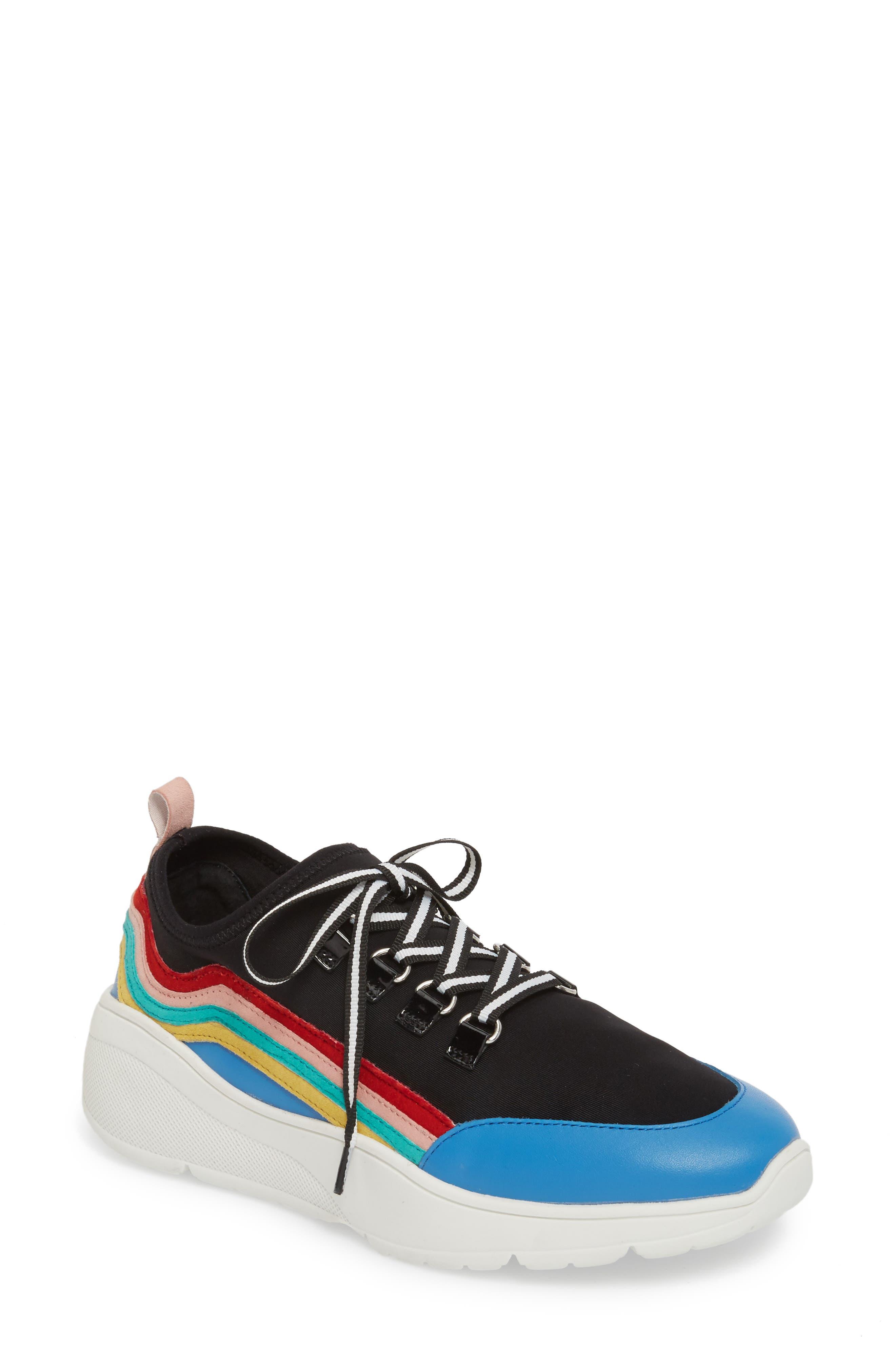 Cavo Rainbow Sneaker,                             Main thumbnail 1, color,                             015