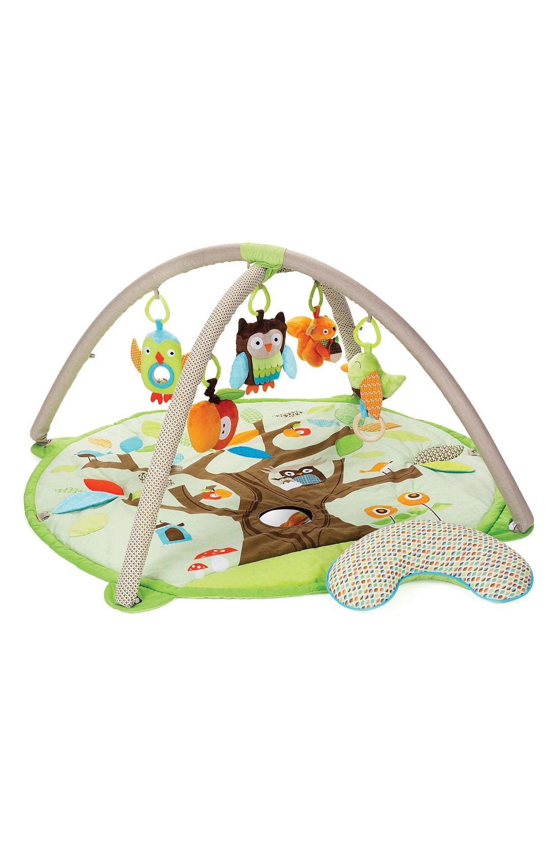 'Treetop Friends' Activity Gym,                             Main thumbnail 1, color,                             MULTI