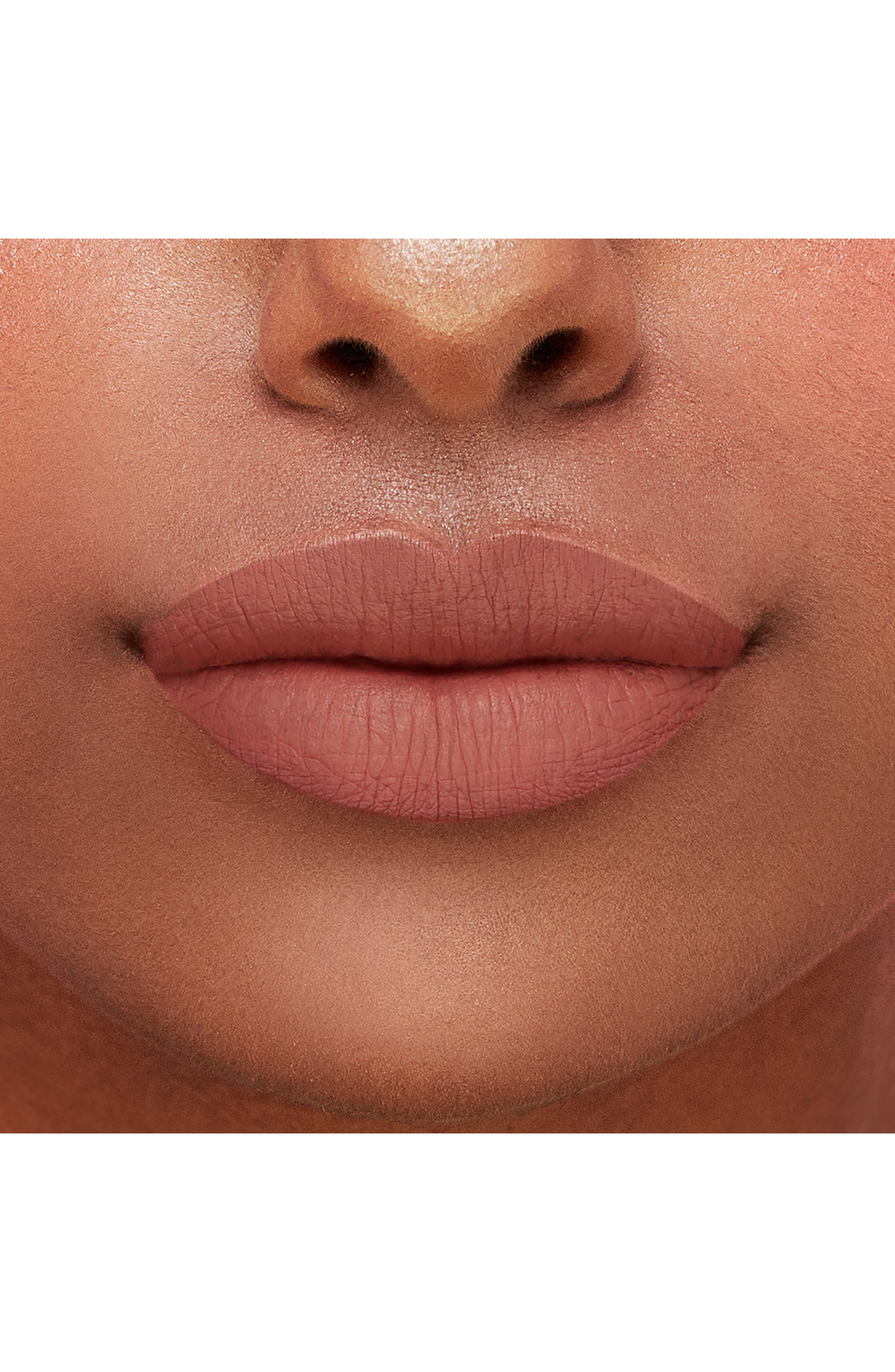 KARL LAGERFELD + MODELCO Kiss Me Karl Lip Lights Lipstick,                             Alternate thumbnail 7, color,                             200
