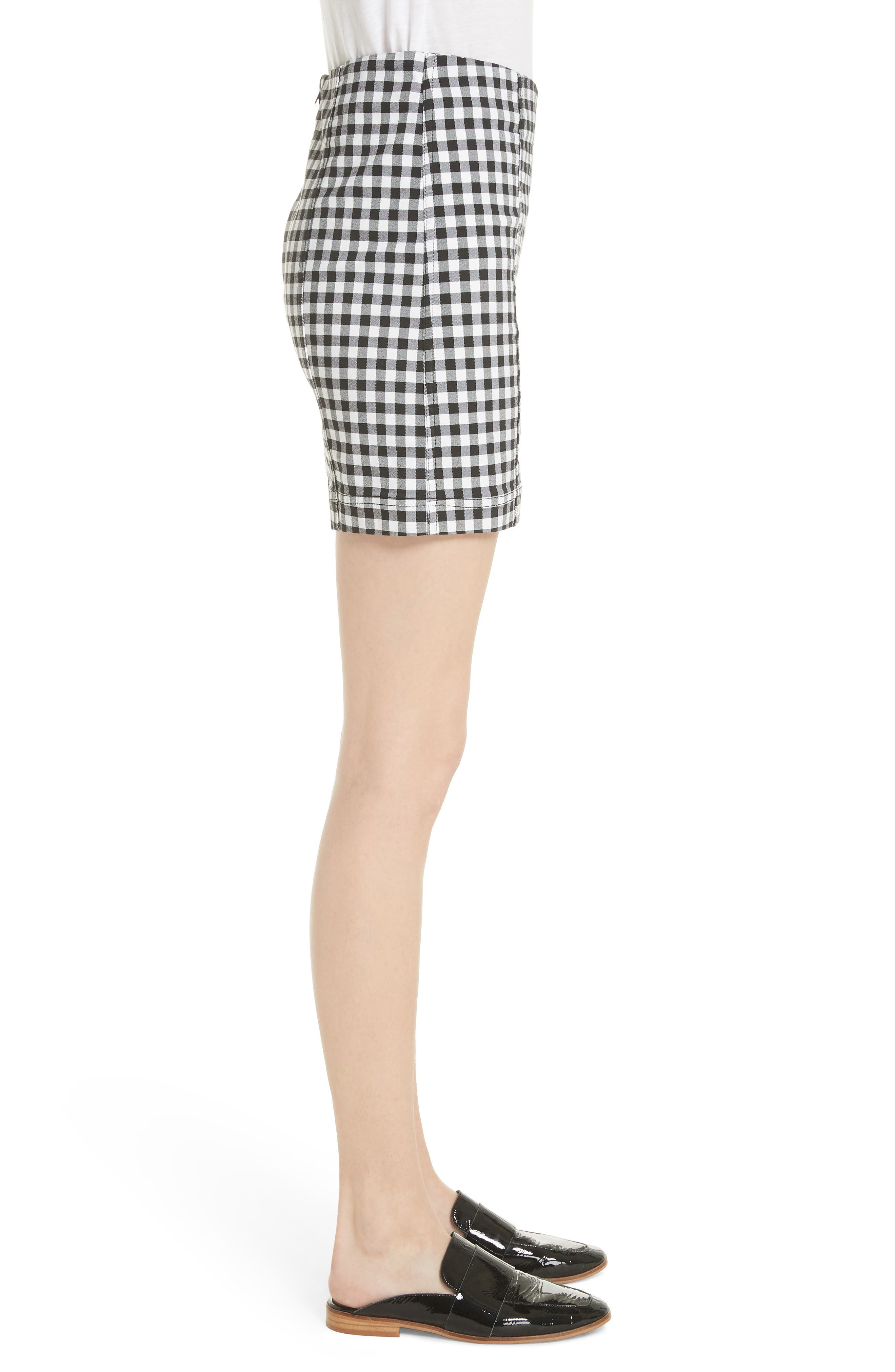 We the Free by Free People Modern Femme Miniskirt,                             Alternate thumbnail 3, color,                             MULTI