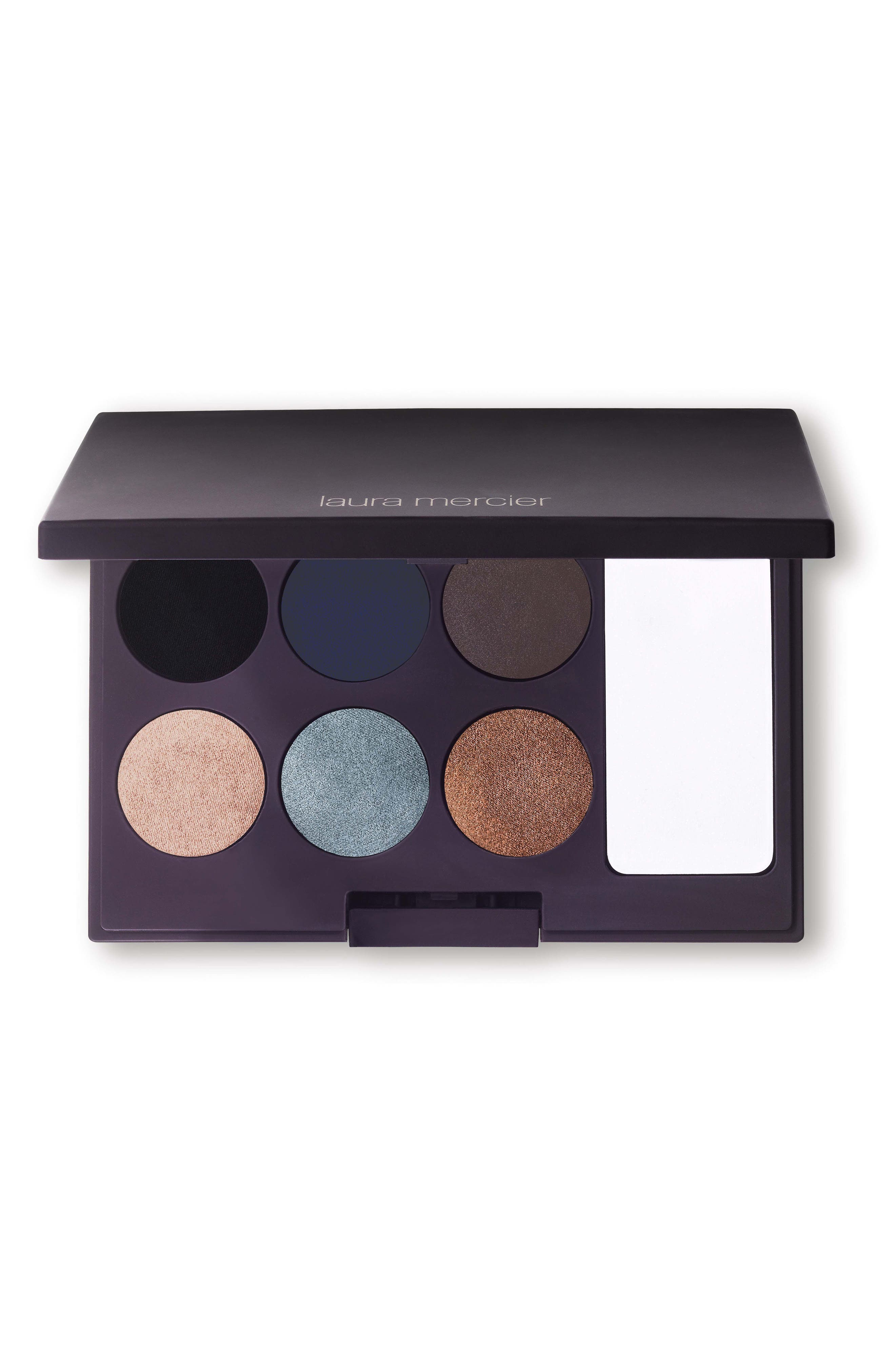 Intense Clays Editorial Eye Palette,                             Main thumbnail 1, color,                             NO COLOR