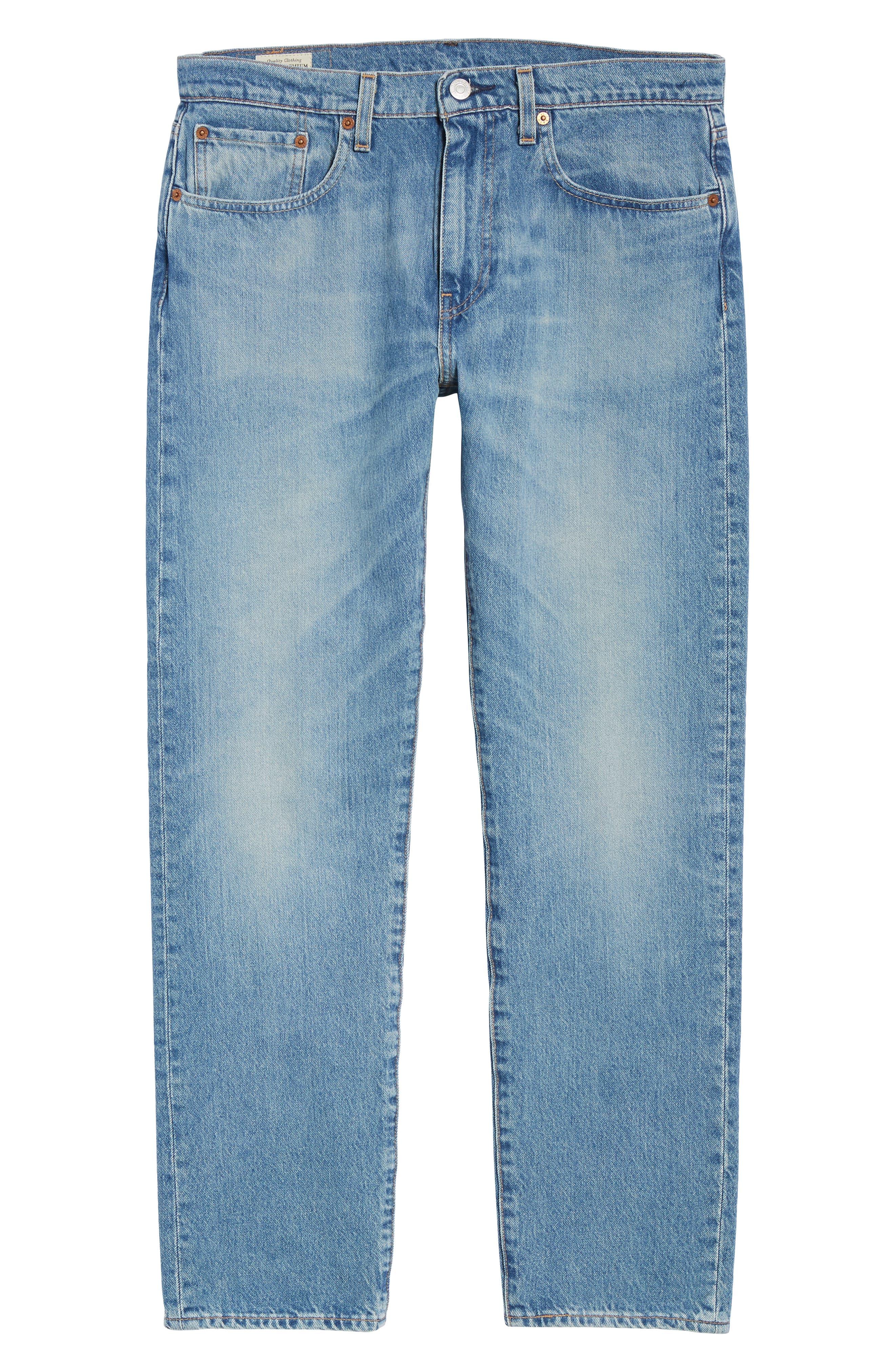 502<sup>™</sup> Slim Fit Jeans,                             Alternate thumbnail 6, color,                             GRANDPAS WARP