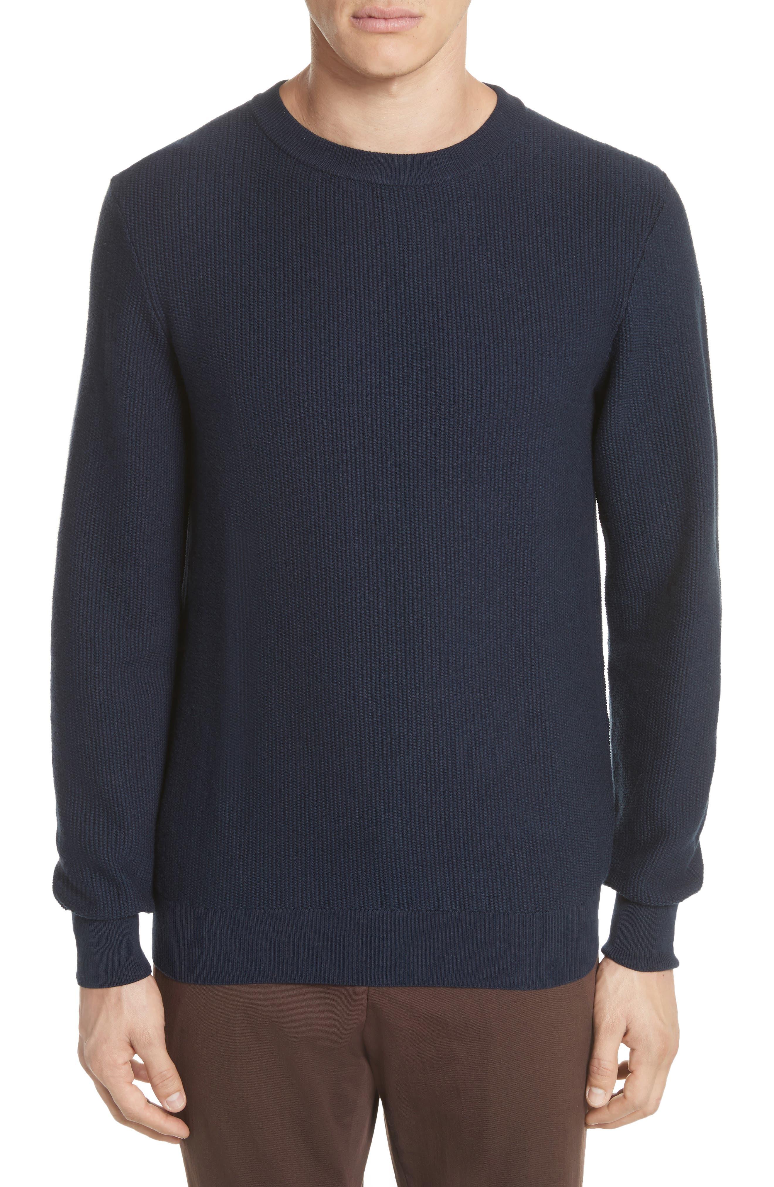 Marvin Crewneck Sweater,                             Main thumbnail 1, color,                             410