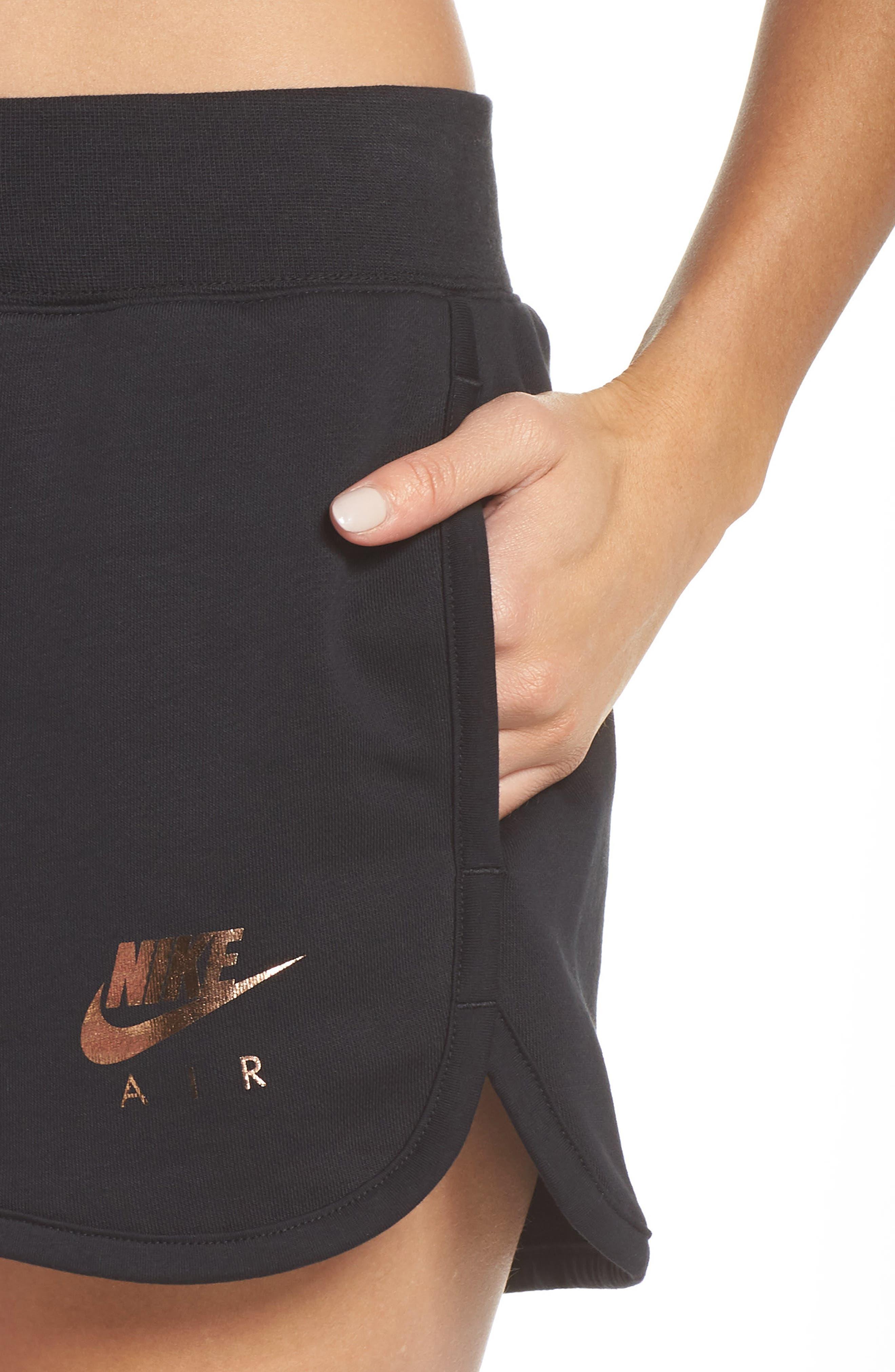 Sportswear Air Shorts,                             Alternate thumbnail 4, color,                             010