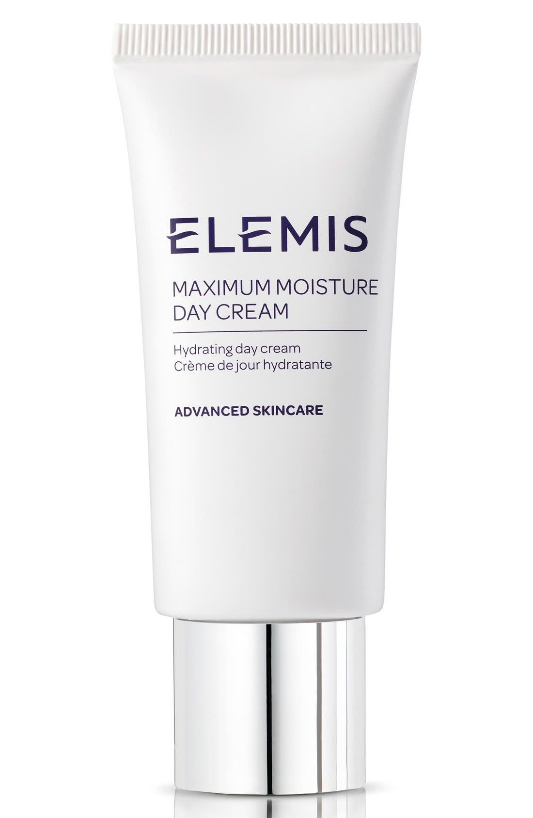 ELEMIS,                             Maximum Moisture Day Cream,                             Main thumbnail 1, color,                             000