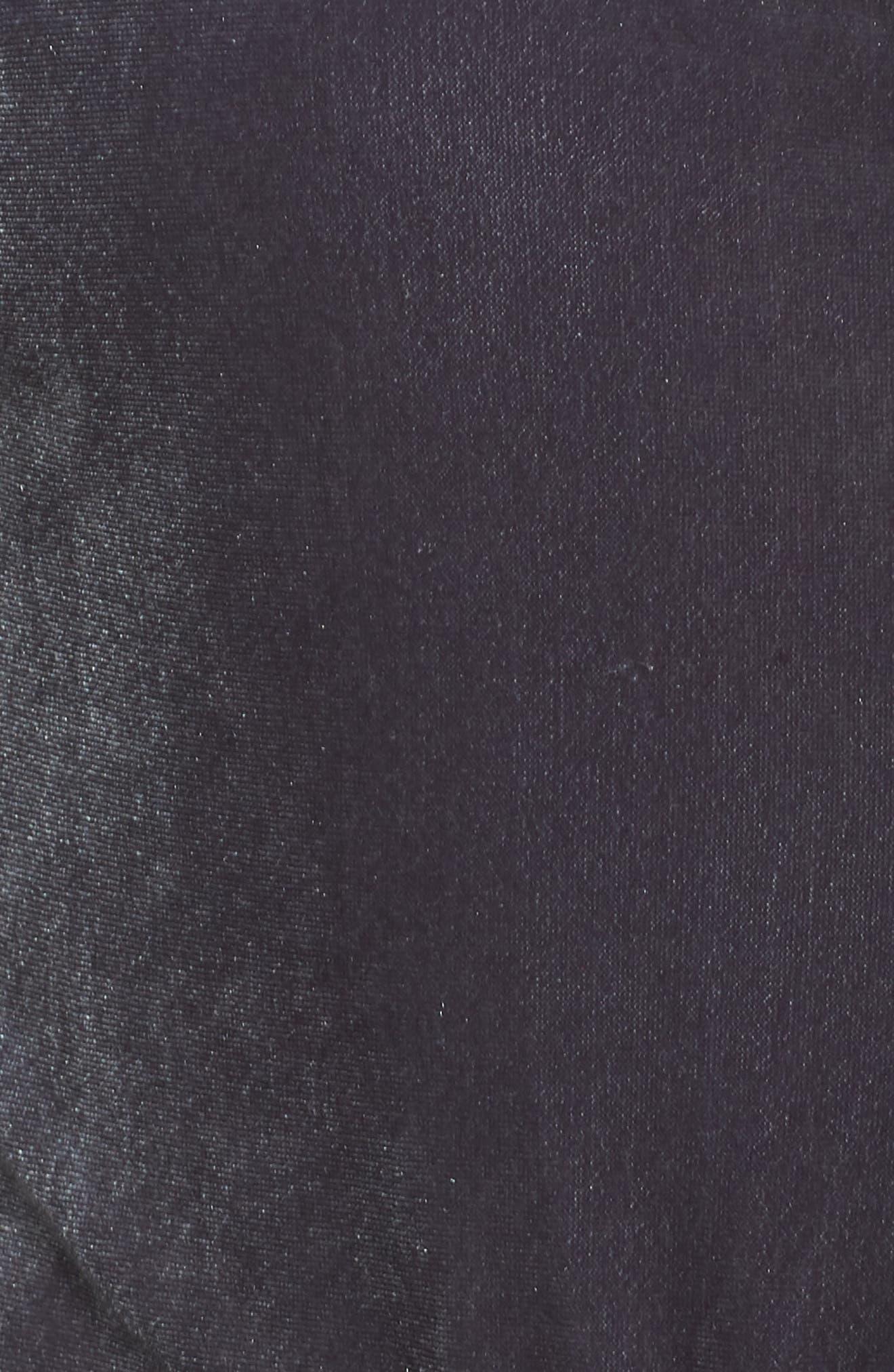 Classic Velvet Hoodie,                             Alternate thumbnail 6, color,                             025
