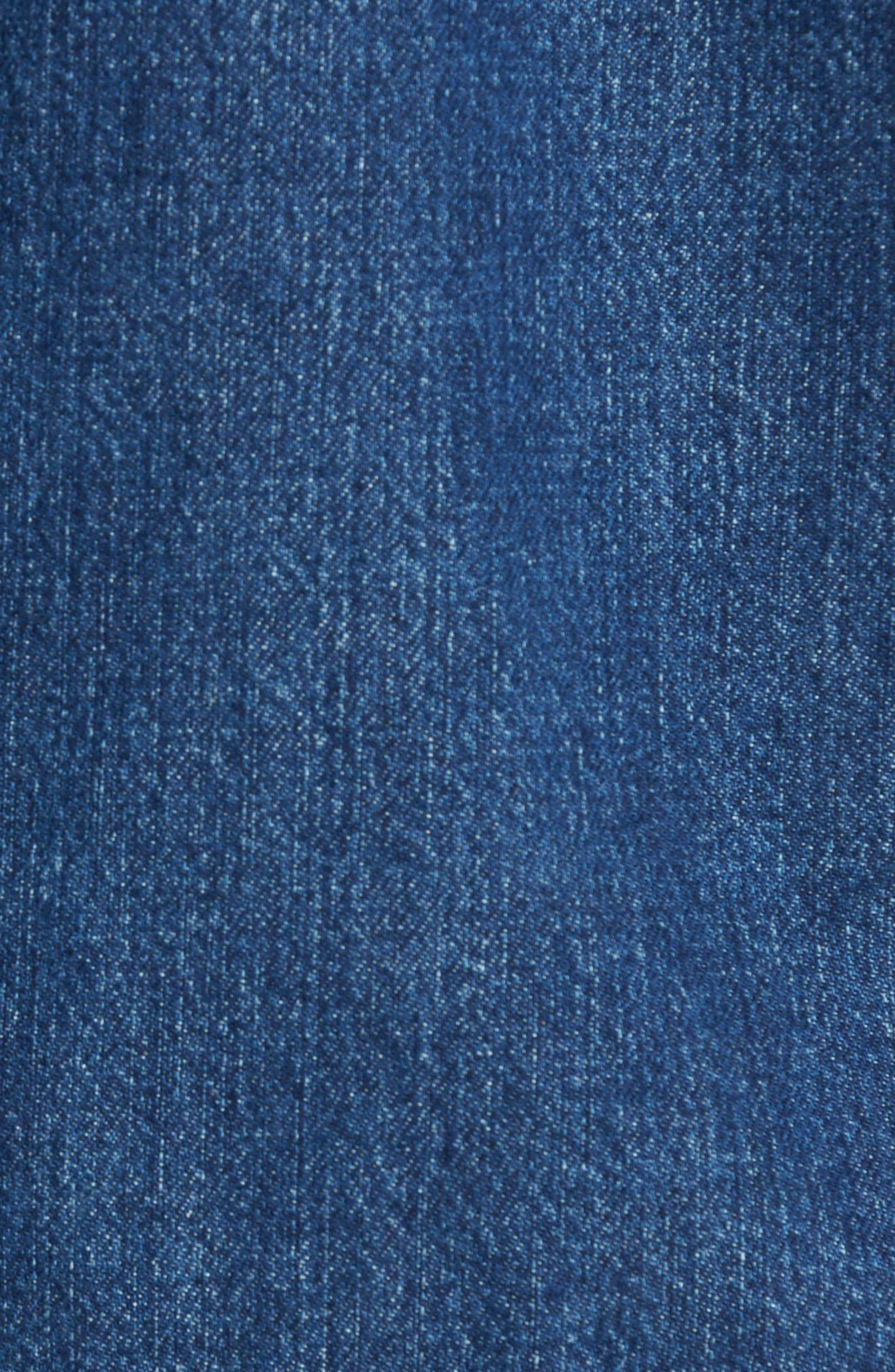 Gorn Denim Jacket,                             Alternate thumbnail 5, color,                             475