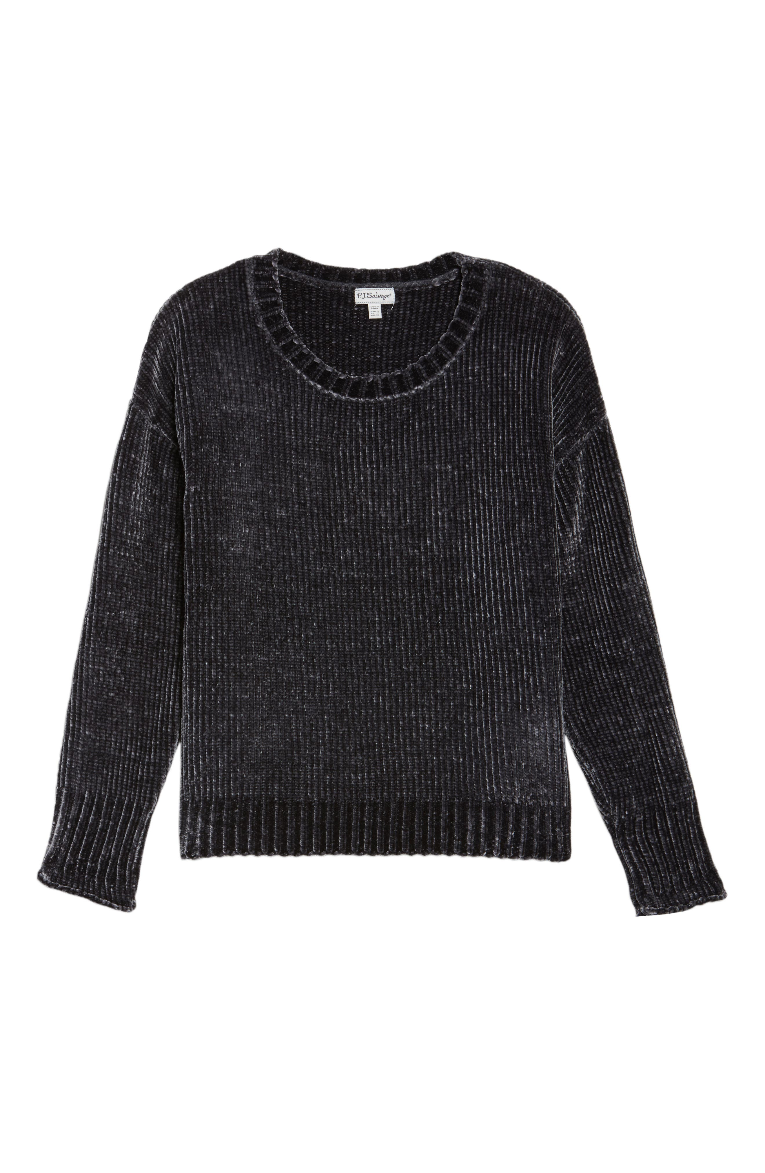 Chenille Sweater,                             Alternate thumbnail 6, color,                             030