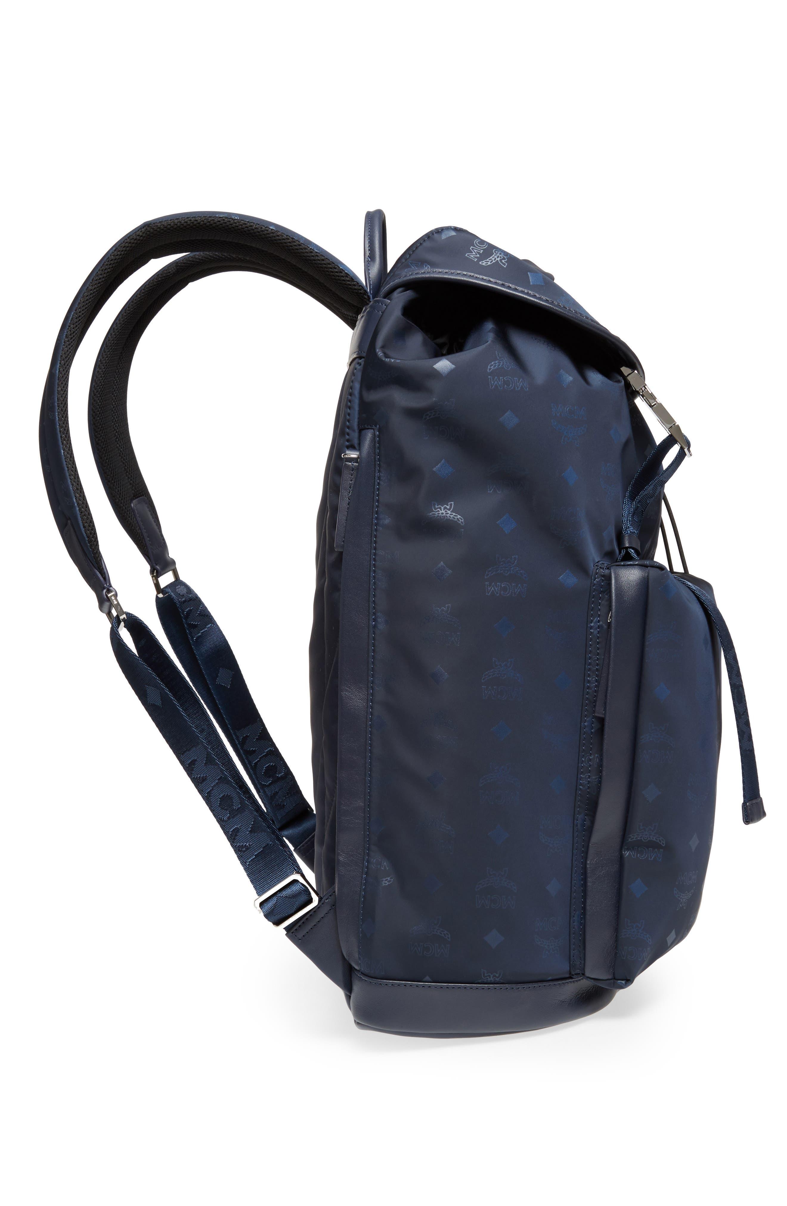 Dieter Backpack,                             Alternate thumbnail 5, color,                             NAVY BLUE