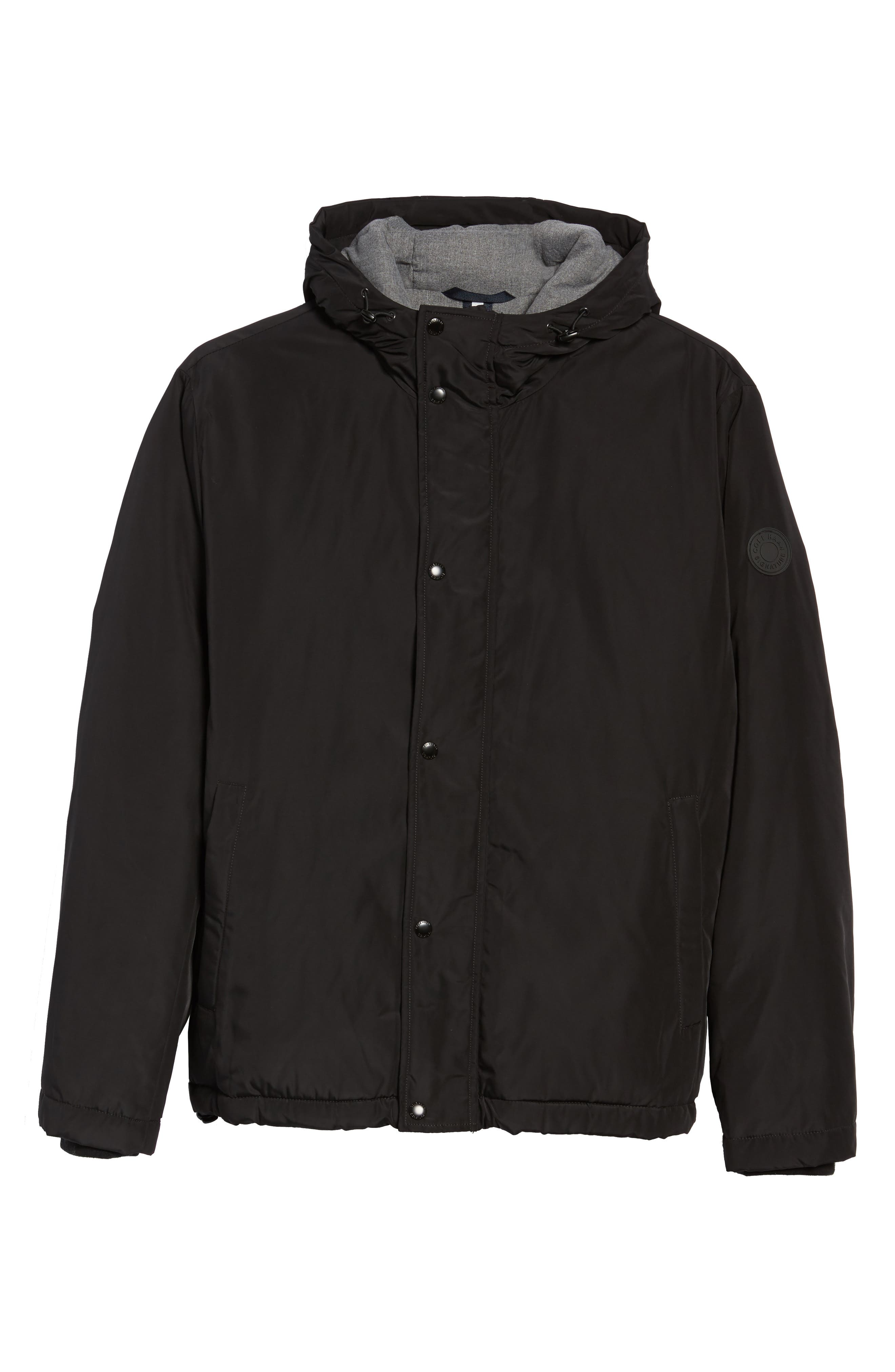 Water Resistant Insulated Jacket,                             Alternate thumbnail 10, color,