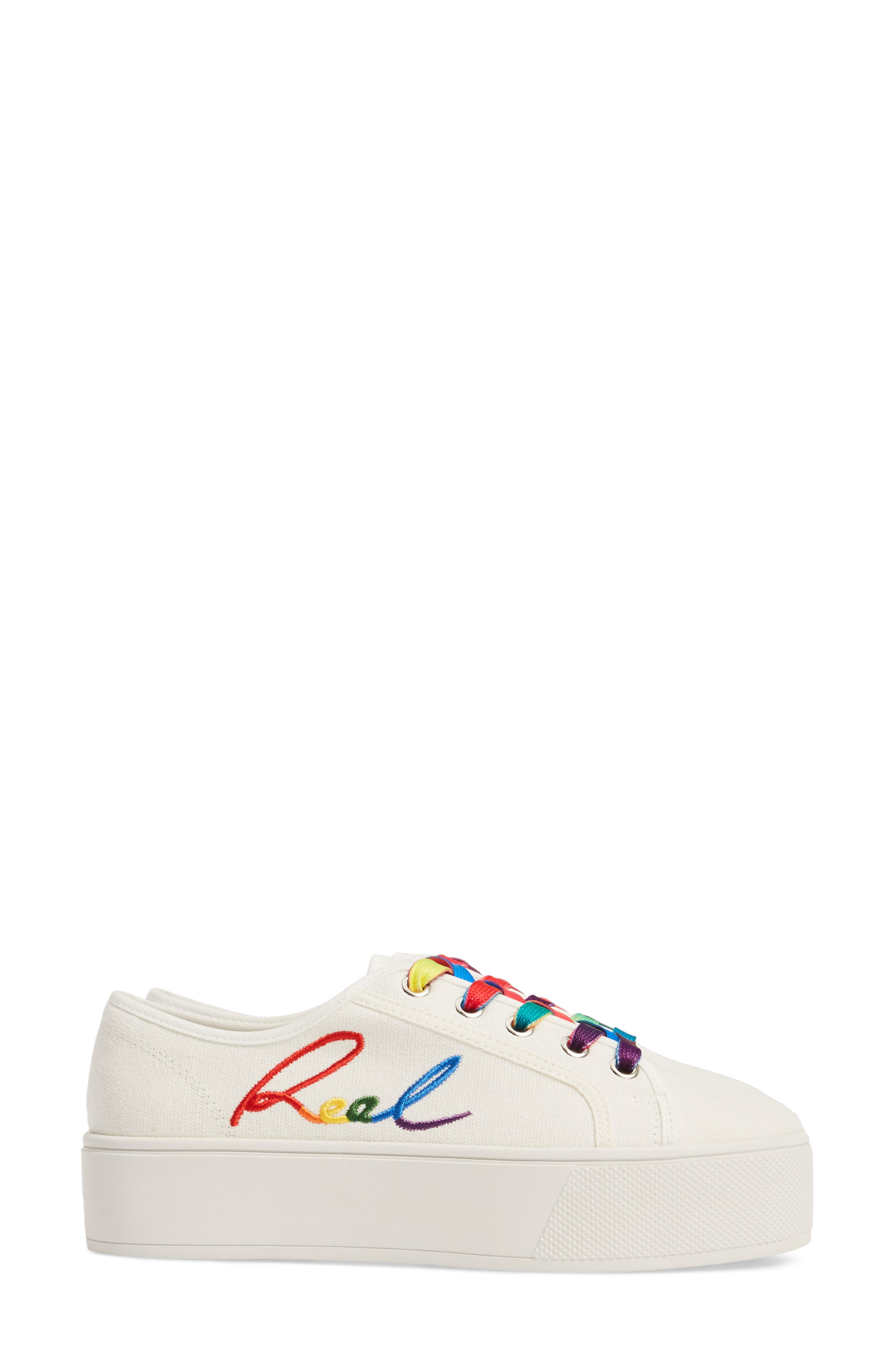 Fink Platform Sneaker,                             Alternate thumbnail 6, color,
