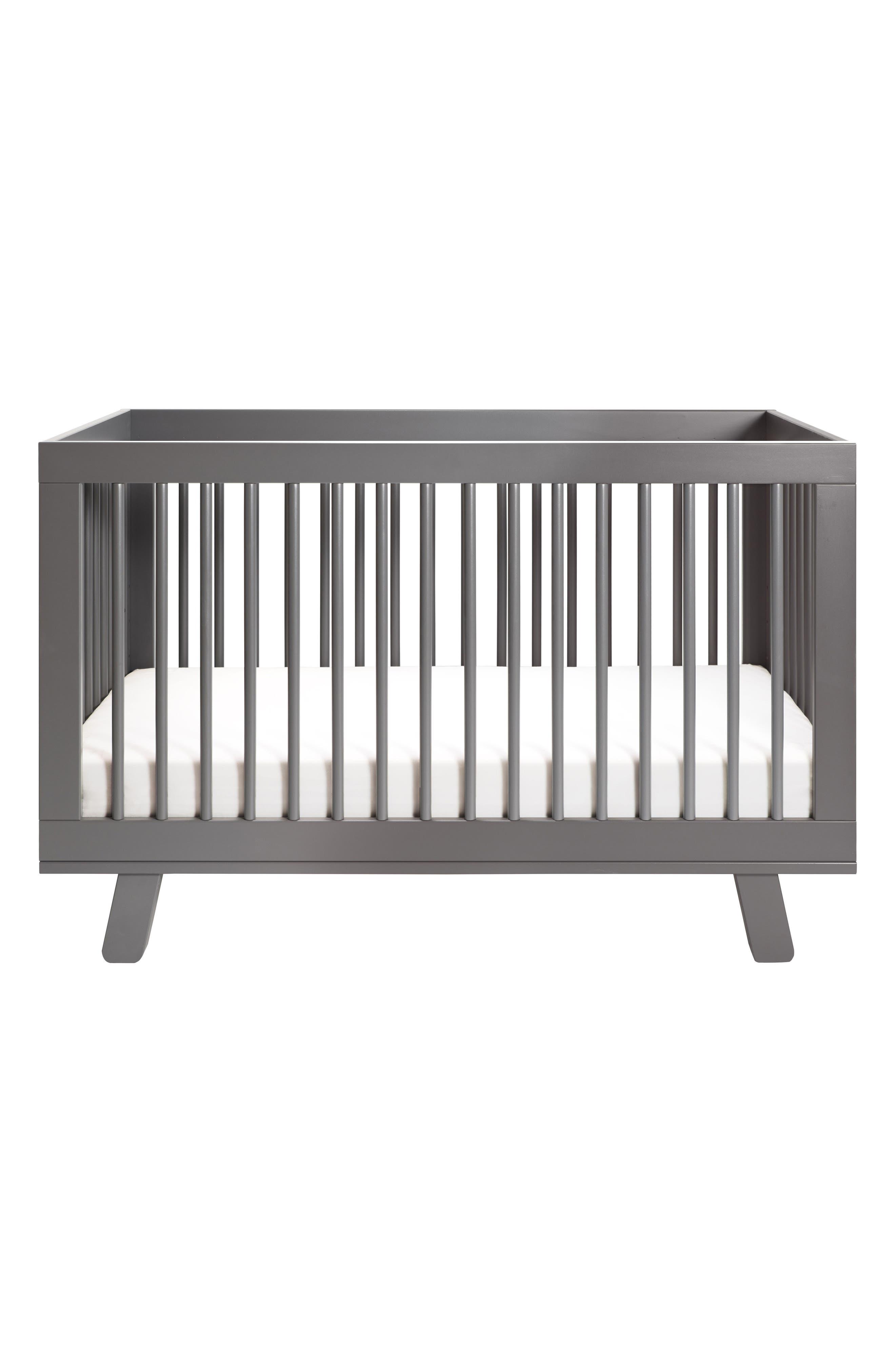 'Hudson' 3-in-1 Convertible Crib,                             Main thumbnail 1, color,                             021