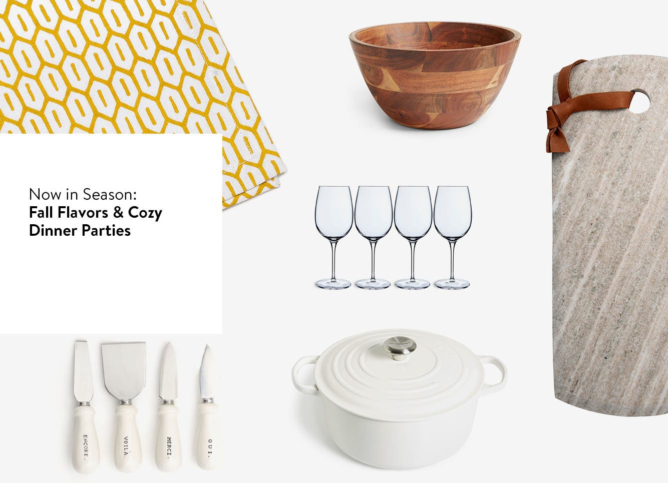 bed bath home nordstrom now in season fall flavors and cozy dinner parties