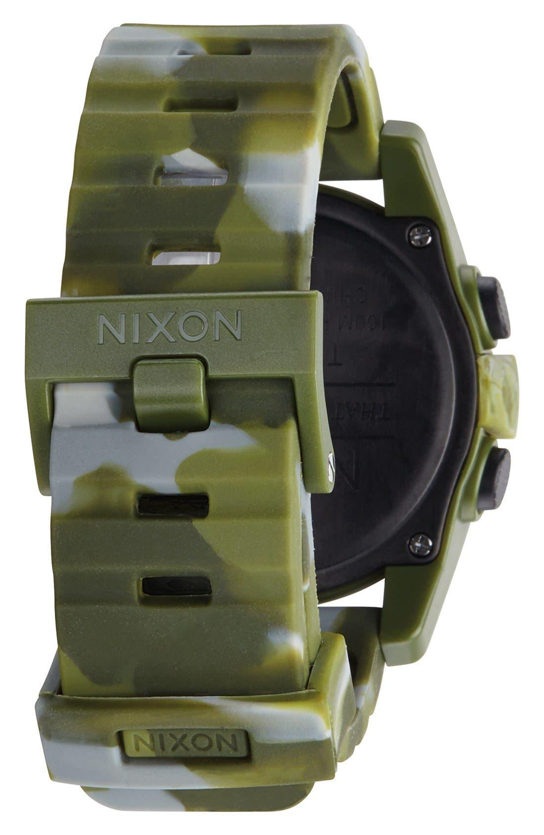 'The Unit' Round Digital Watch, 44mm,                             Alternate thumbnail 36, color,
