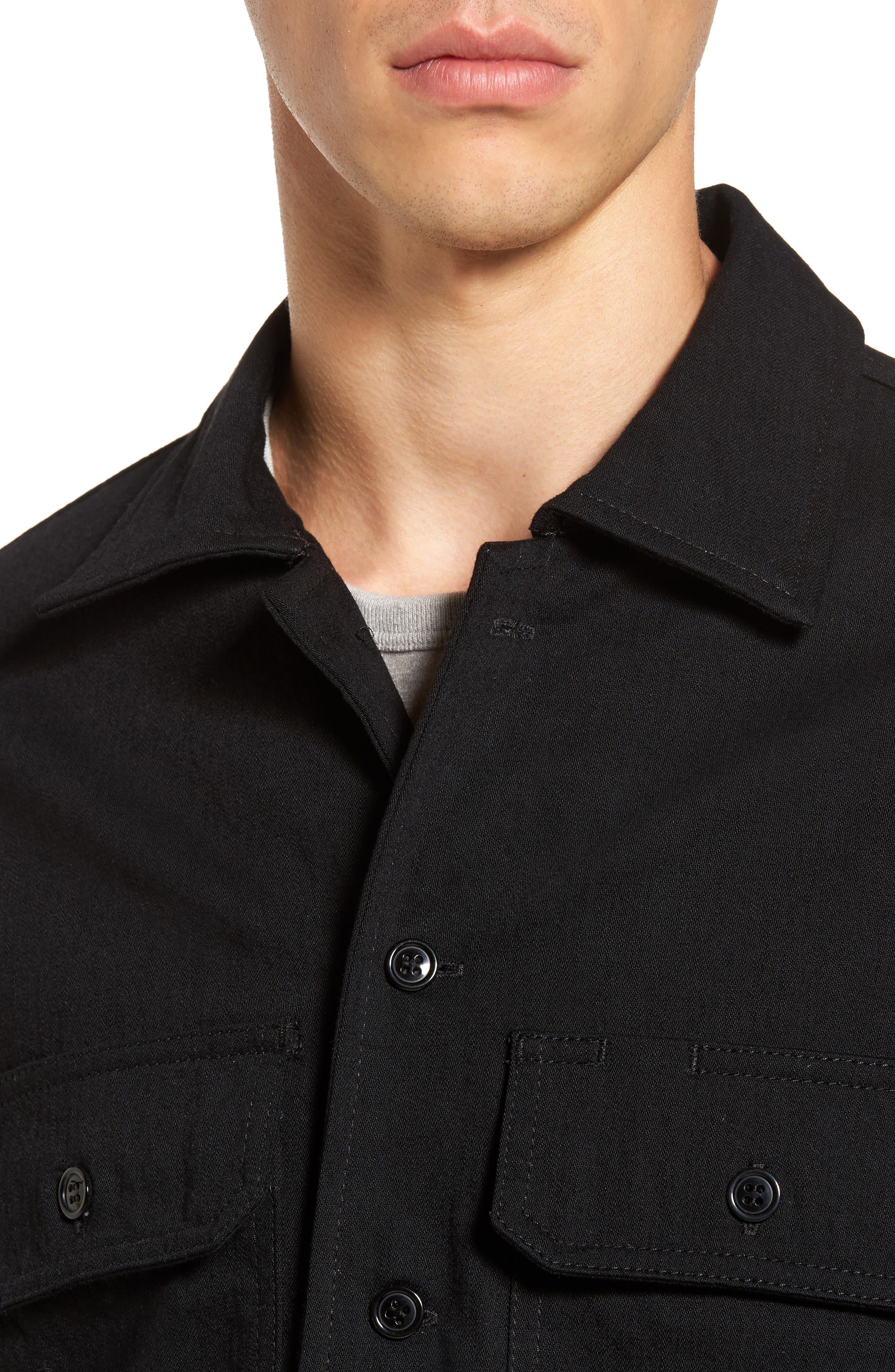 Long Sleeve Shirt,                             Alternate thumbnail 4, color,