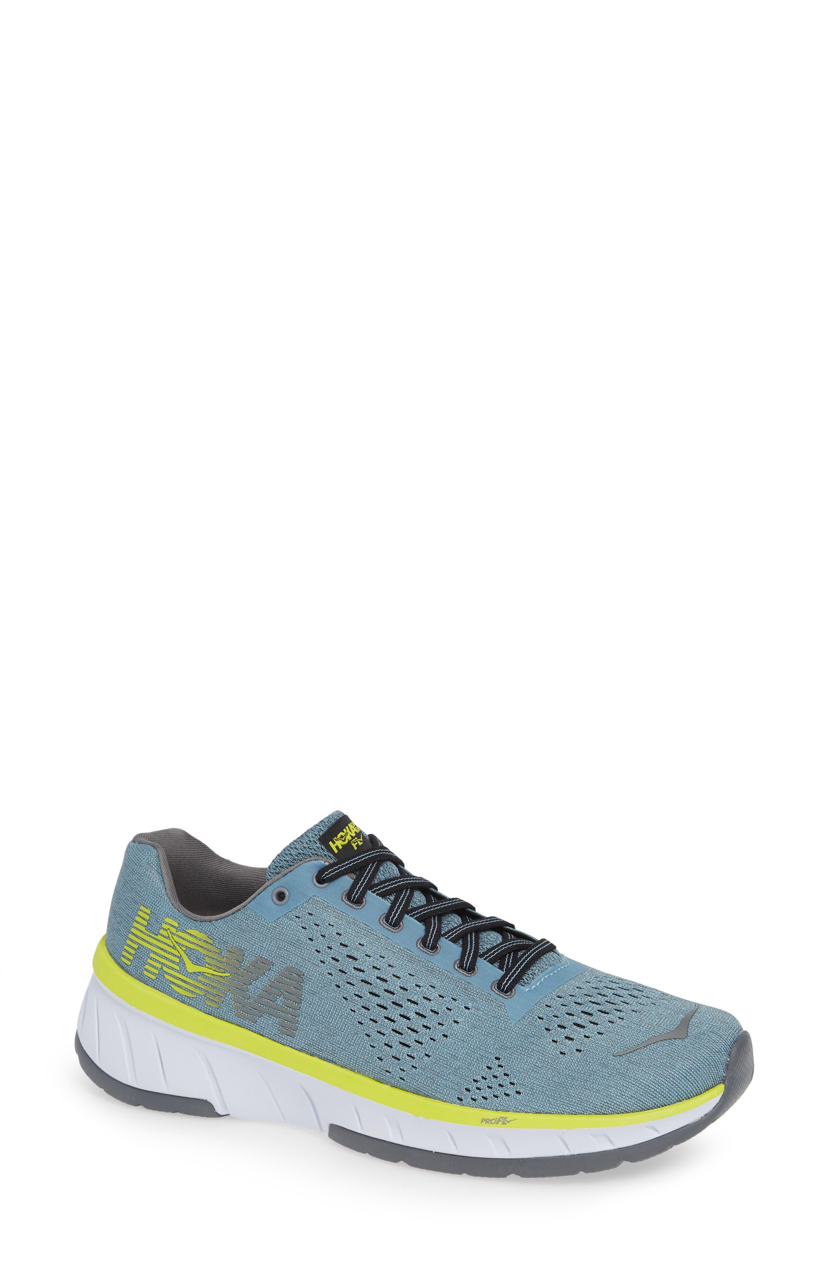 Cavu Running Shoe,                         Main,                         color, SKY BLUE/ NEUTRAL GREY