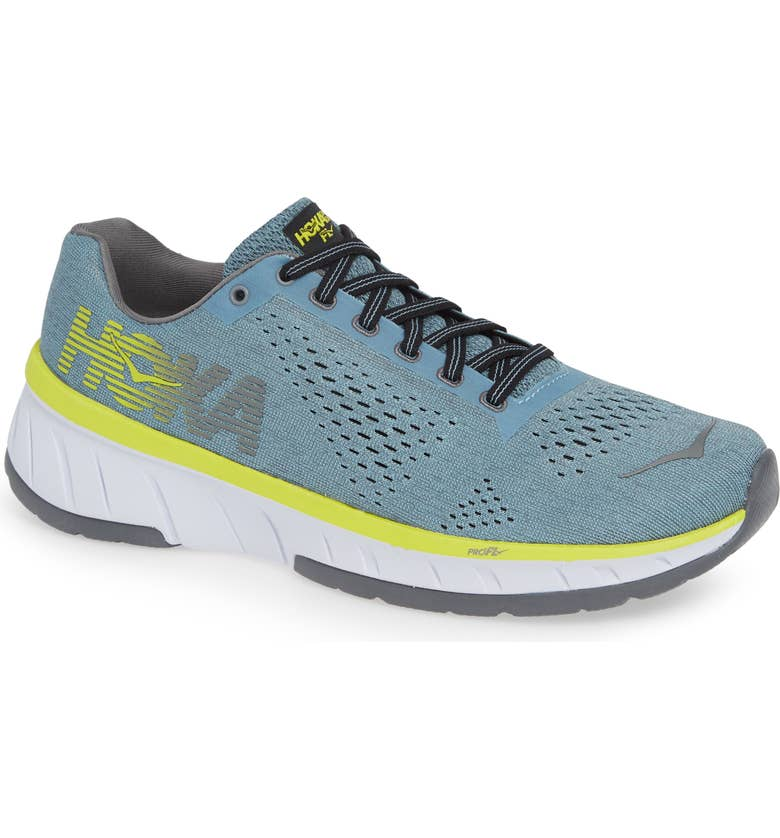 Hoka One One Women's Cavu Running Shoes (Sky Blue)