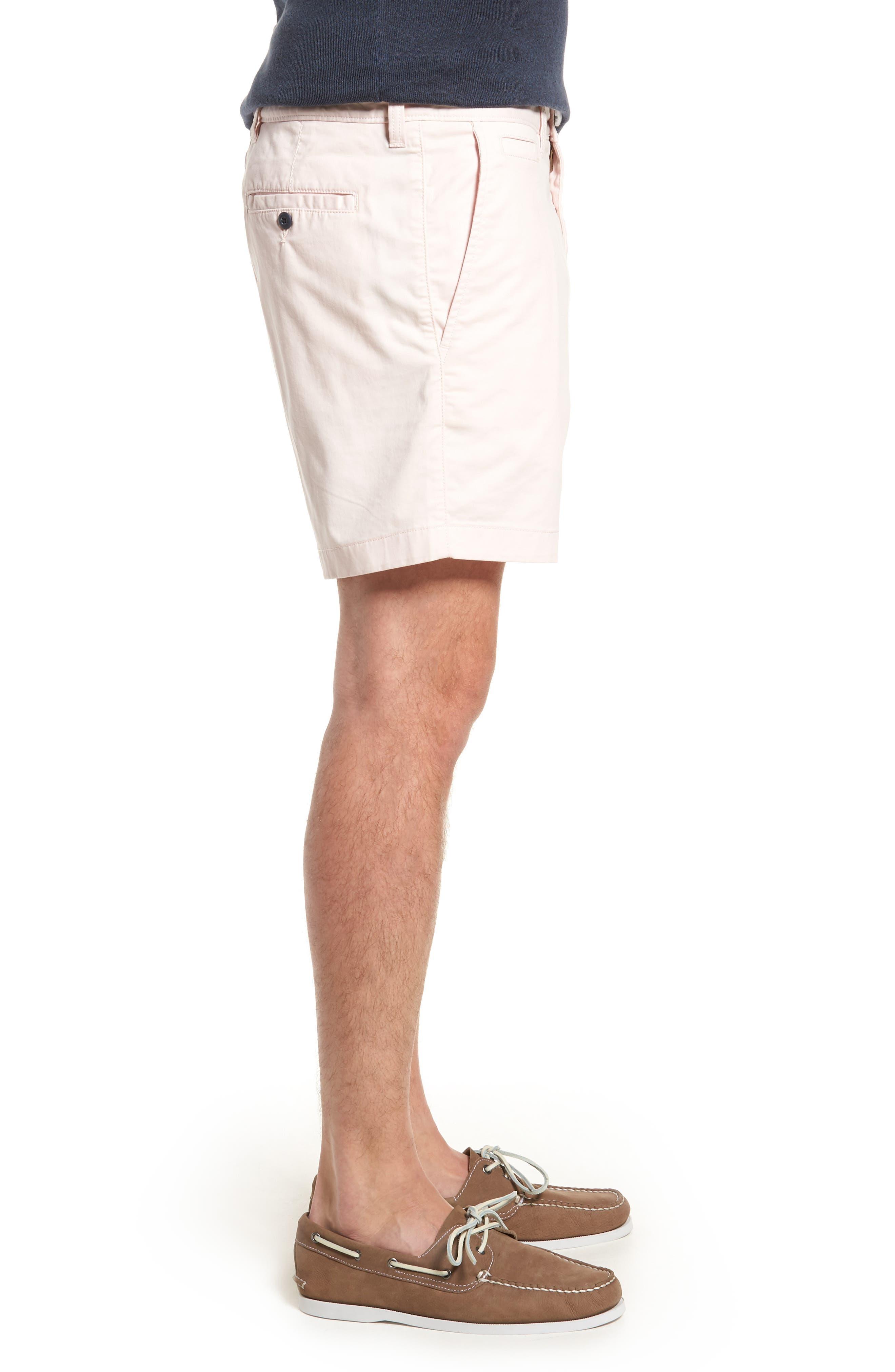 Ballard Slim Fit Stretch Chino 7-Inch Shorts,                             Alternate thumbnail 36, color,