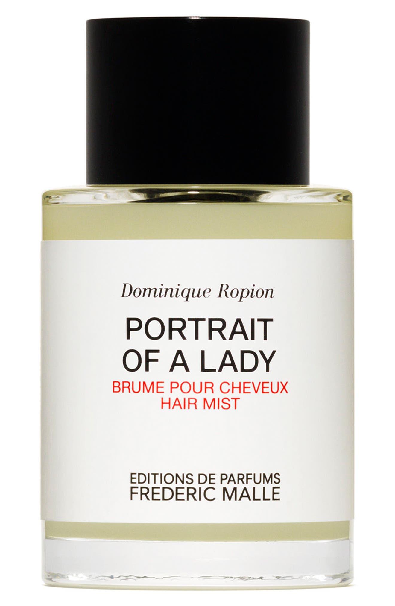 Editions de Parfums Frédéric Malle Portrait of a Lady Hair Mist,                             Main thumbnail 1, color,                             000